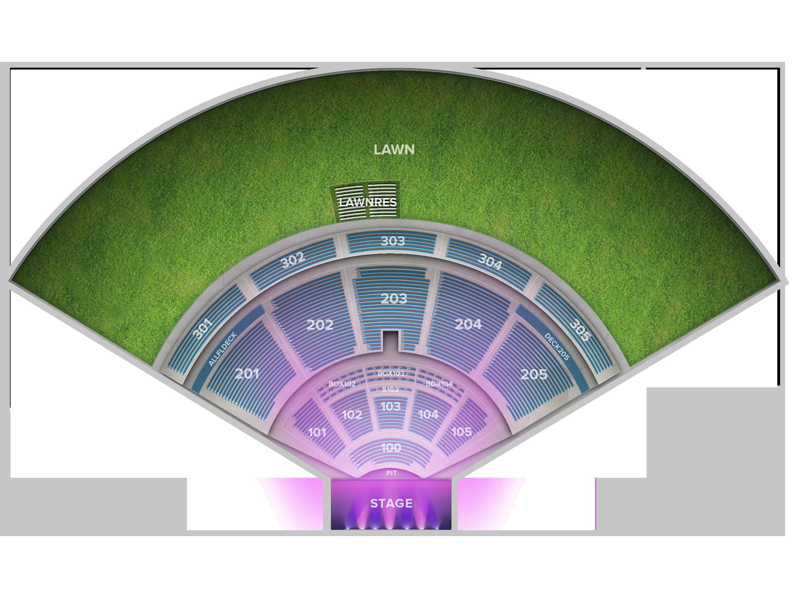 Ak-Chin Pavilion Tickets