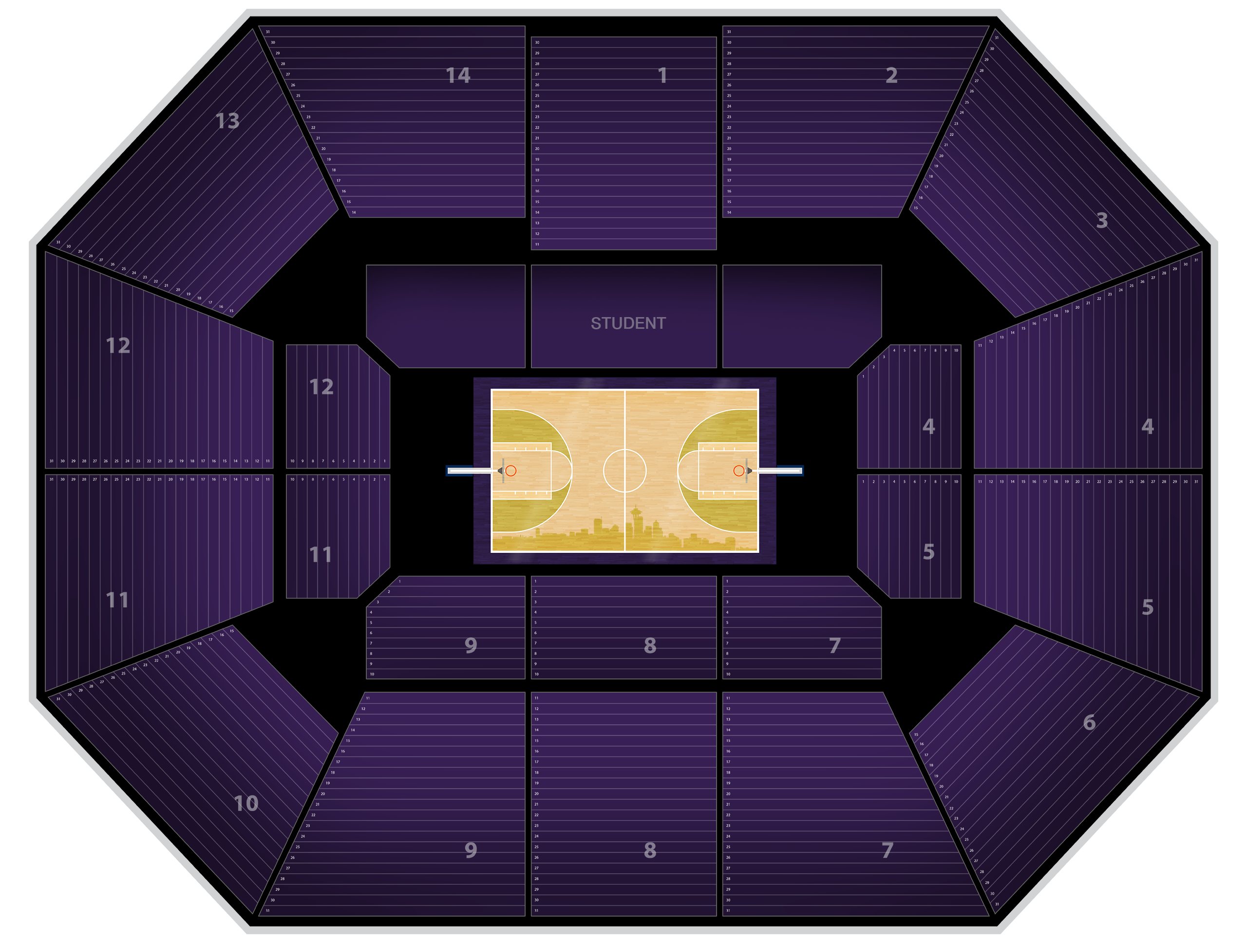Alaska Airlines Arena Tickets