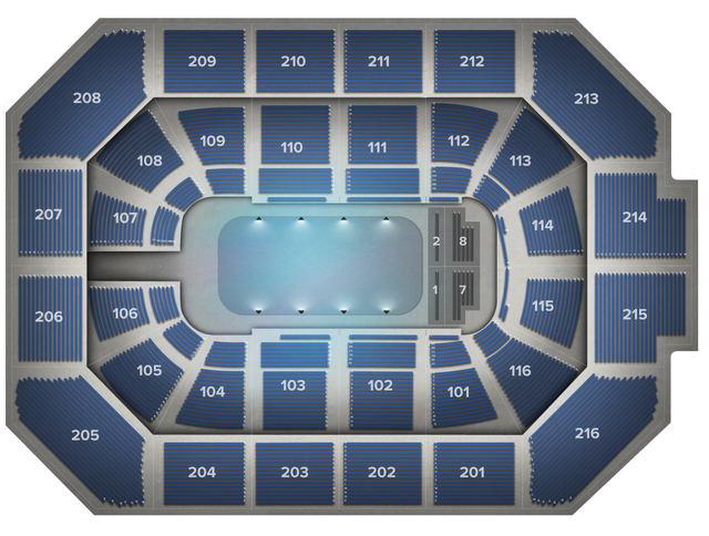 Juric World Live at Allstate Arena Tickets from $41, Sunday ... on