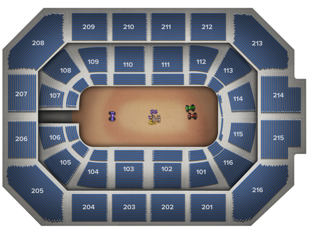 Monster Jam at Allstate Arena Tickets from $30, Friday, September 27 on