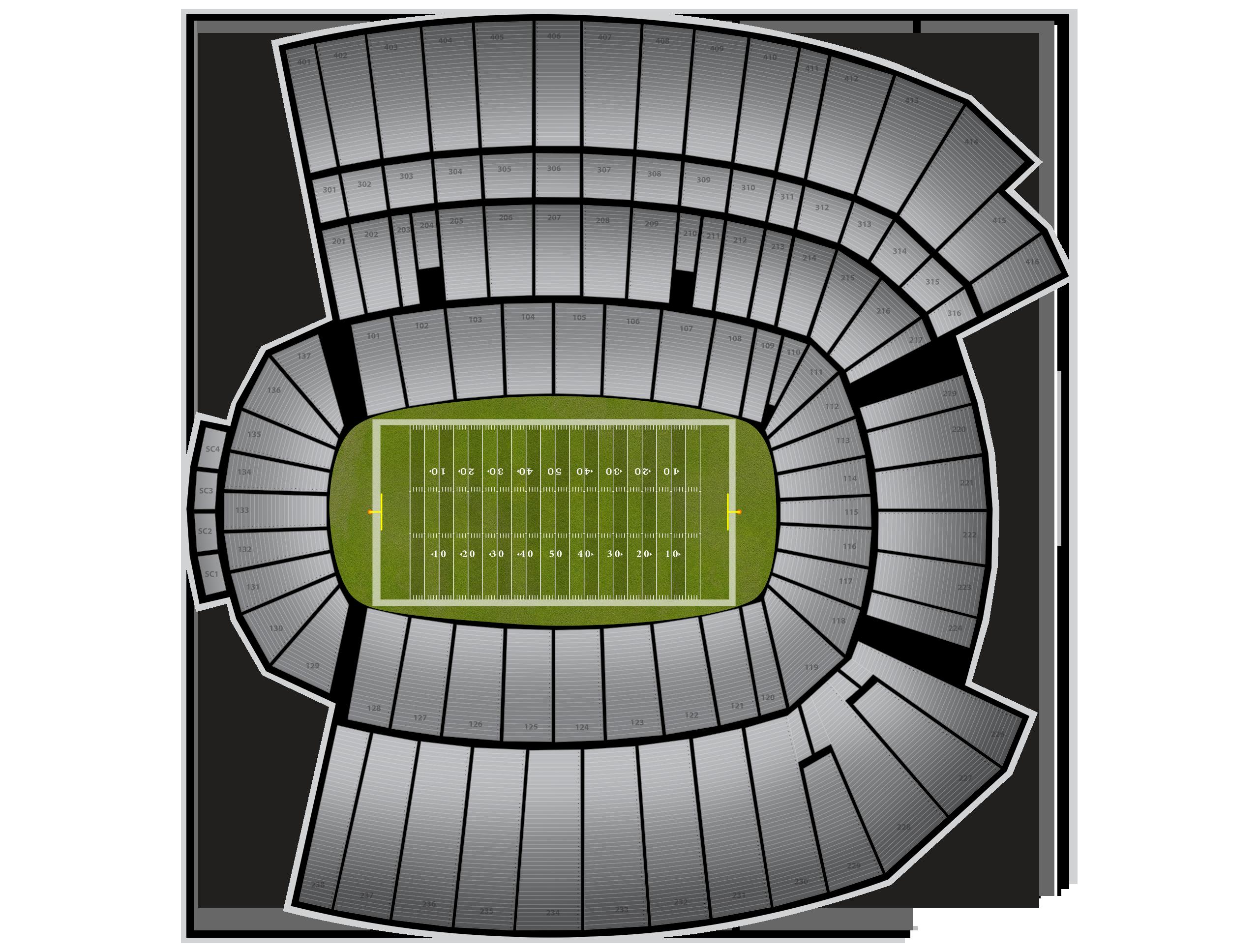 Amon Carter Stadium Tickets