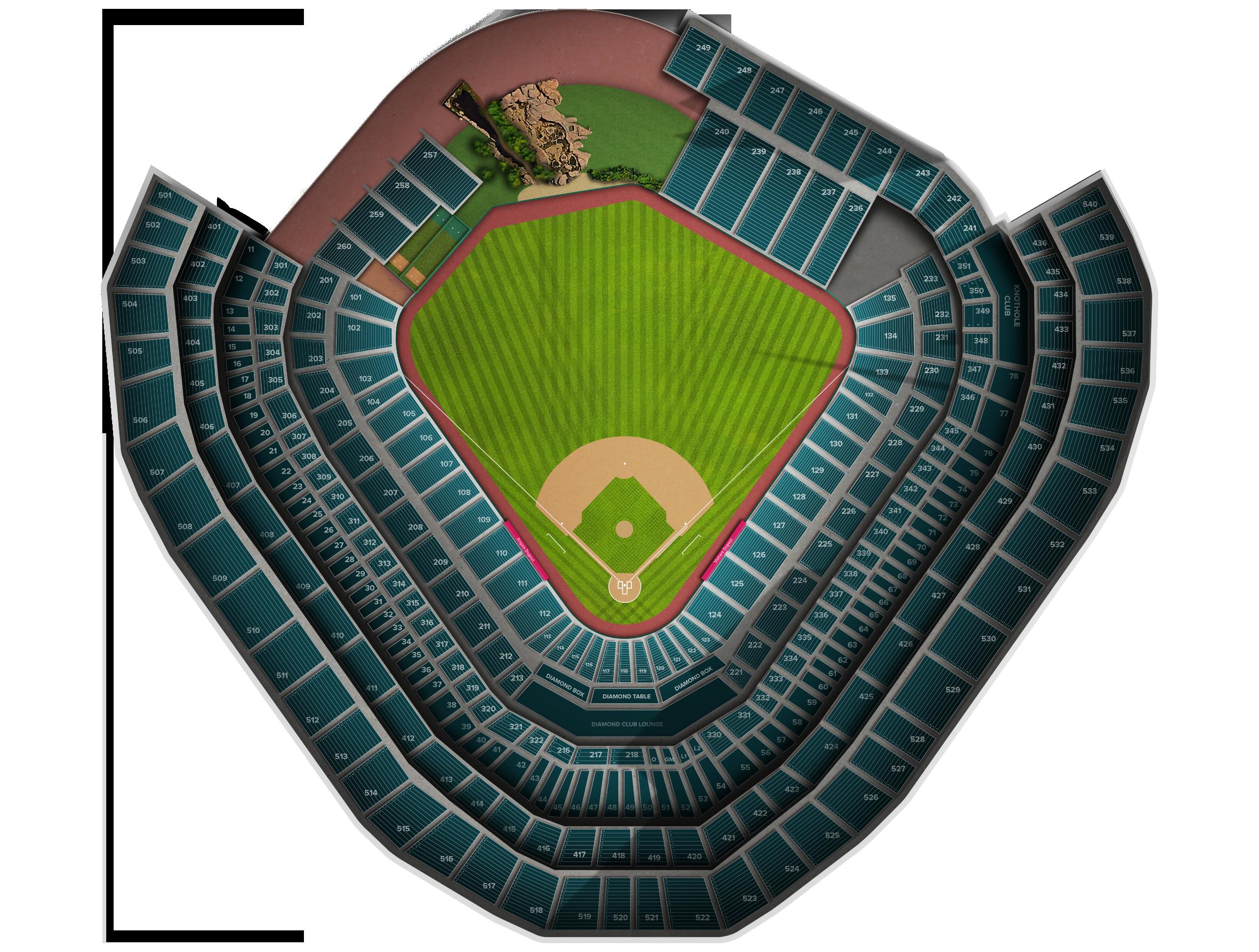 Angel Stadium Tickets