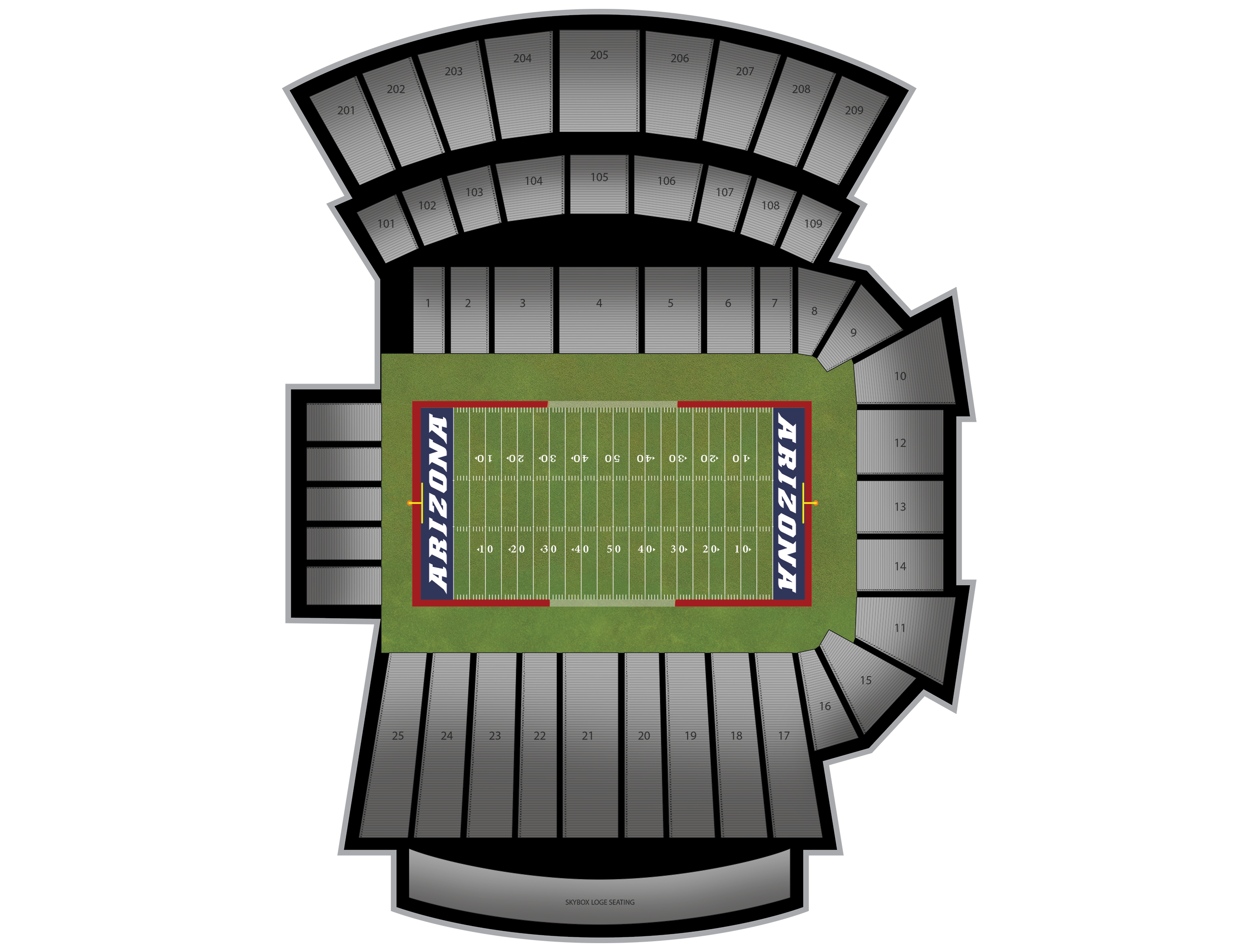 Arizona Stadium Tickets