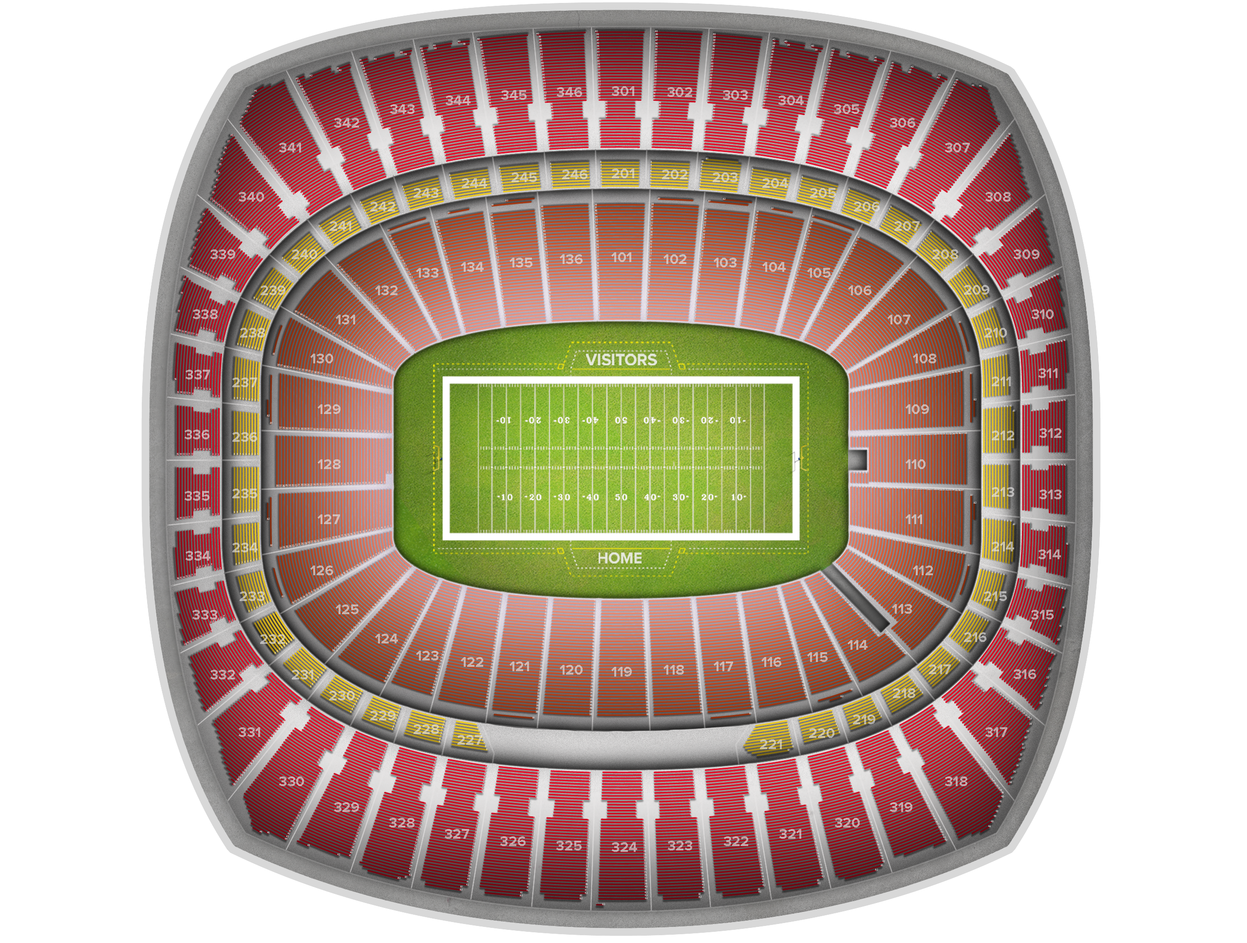 Arrowhead Stadium Tickets