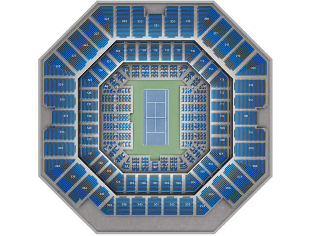 US Open Tennis Championship at Arthur Ashe Stadium Tickets from $128 ...