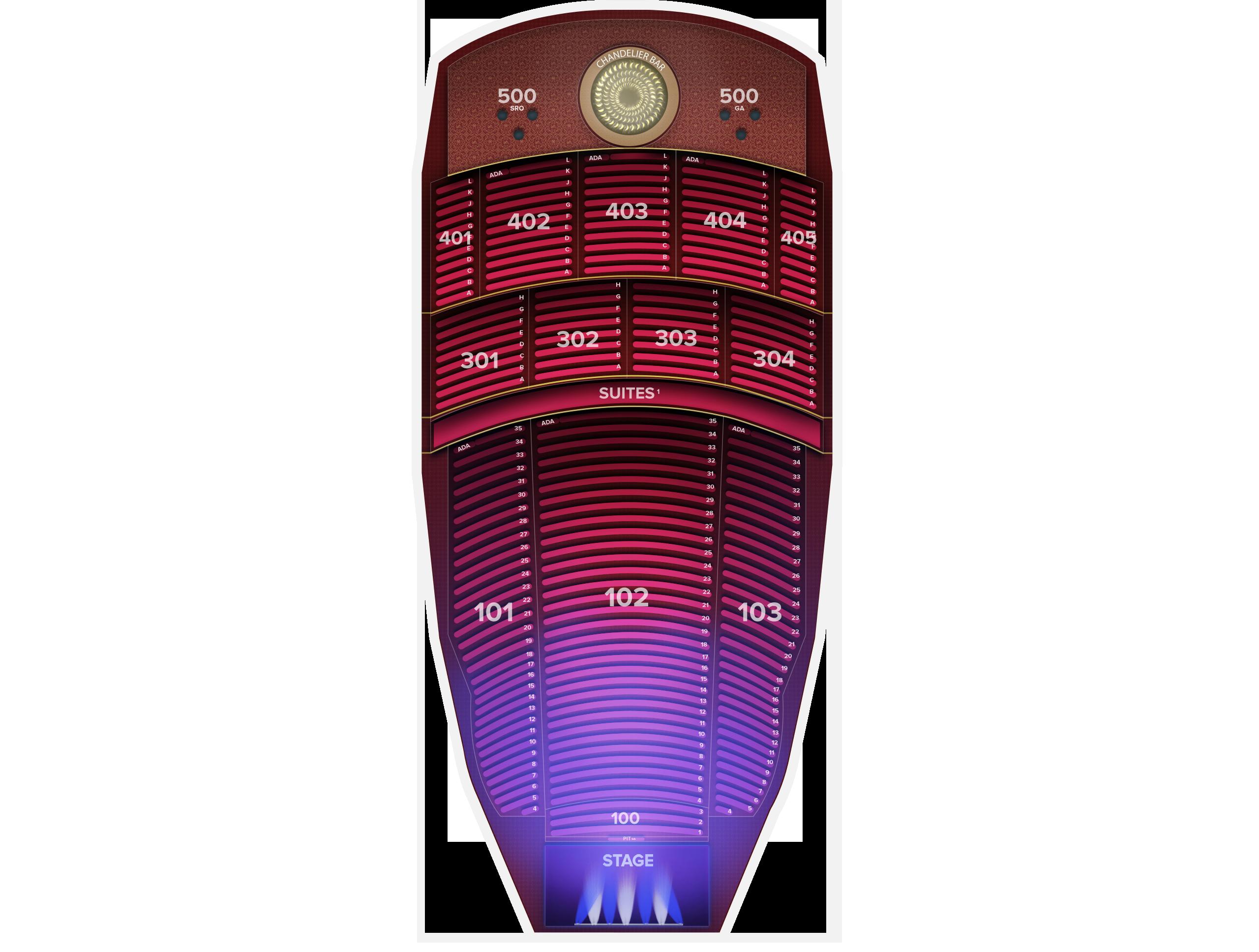 Arvest Bank Theatre Tickets