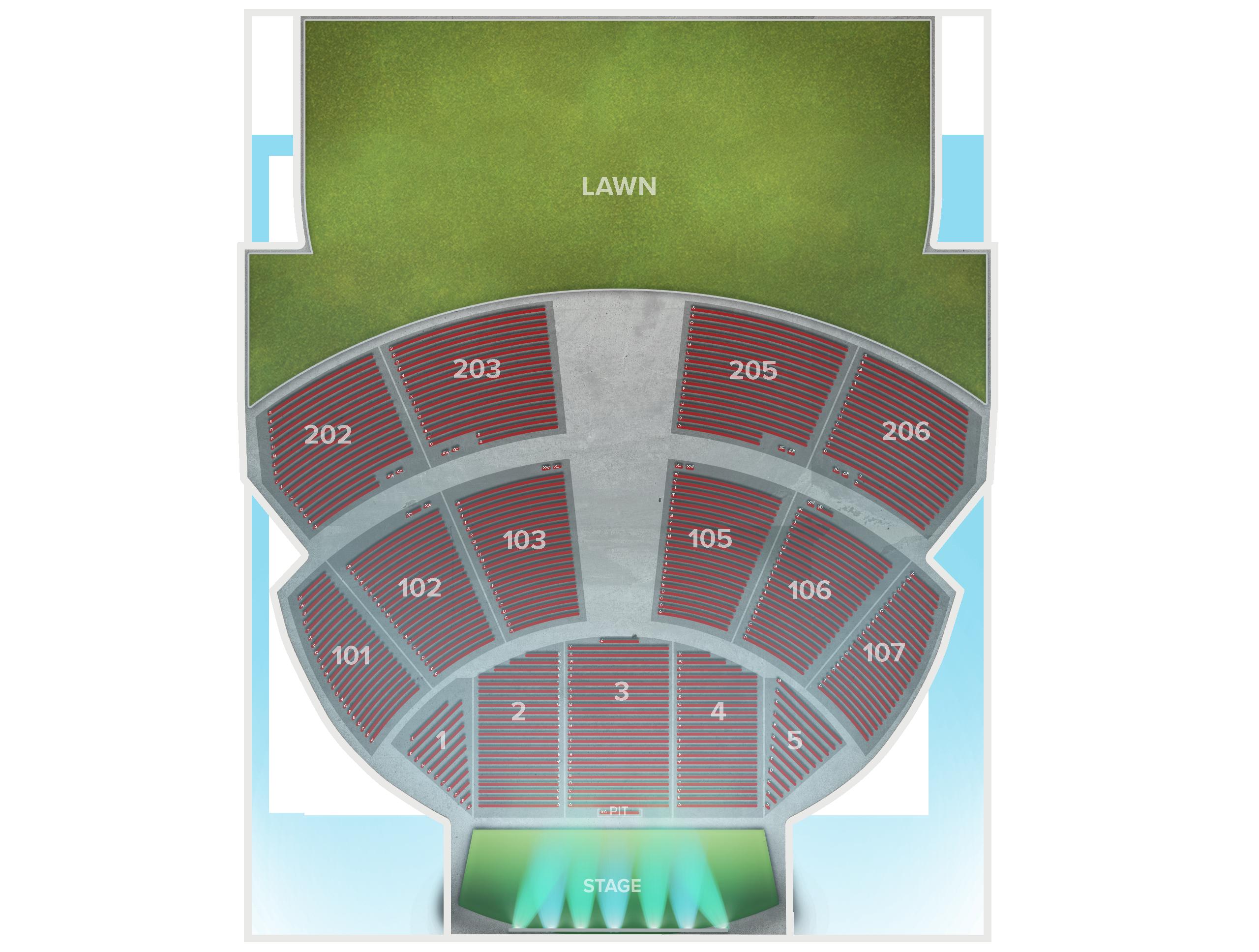 Austin360 Amphitheater Tickets