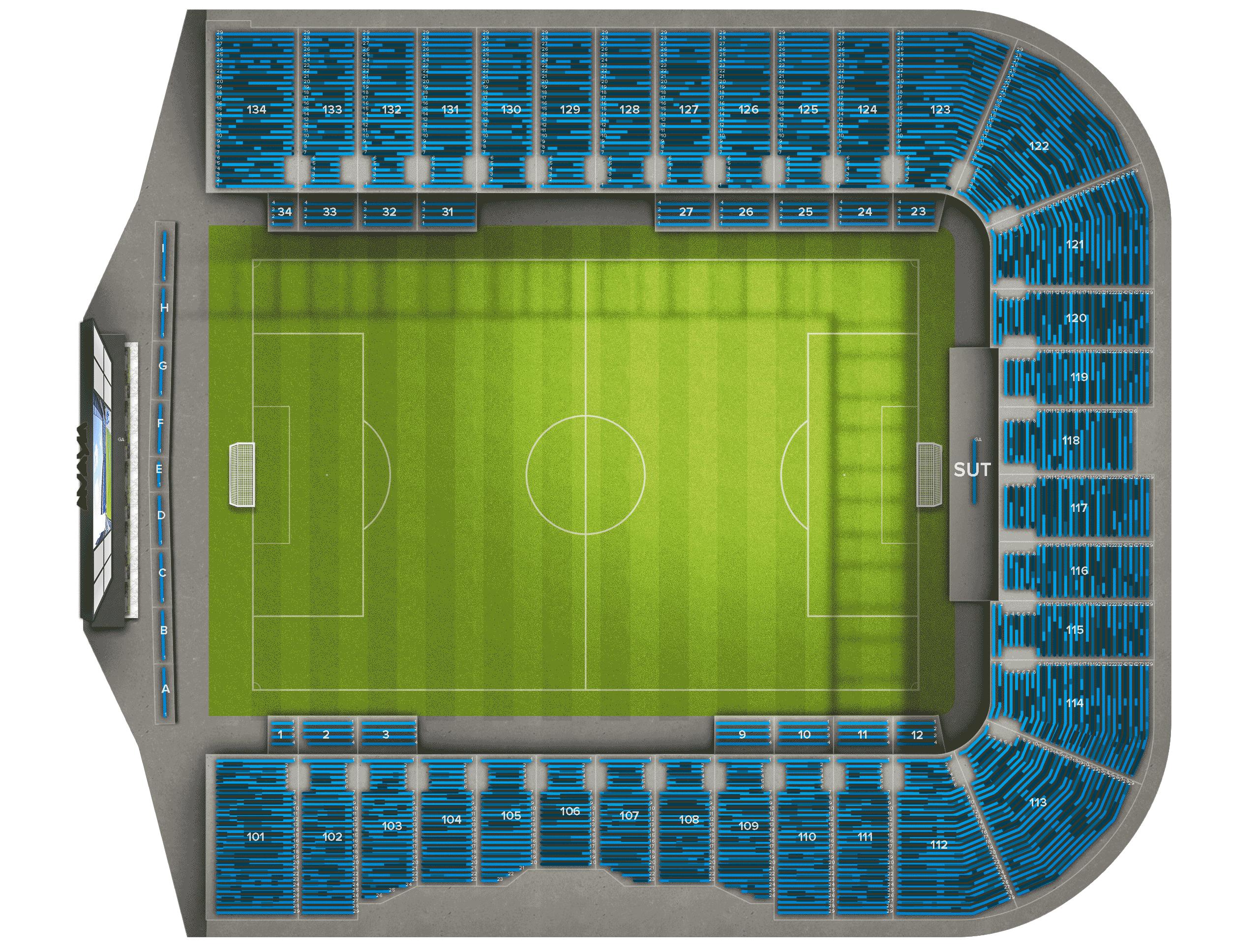 Avaya Stadium Tickets