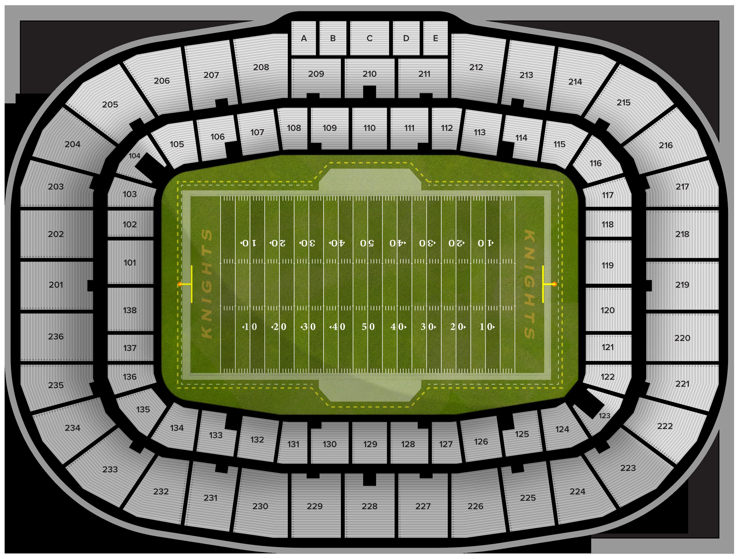 Spectrum Stadium Tickets