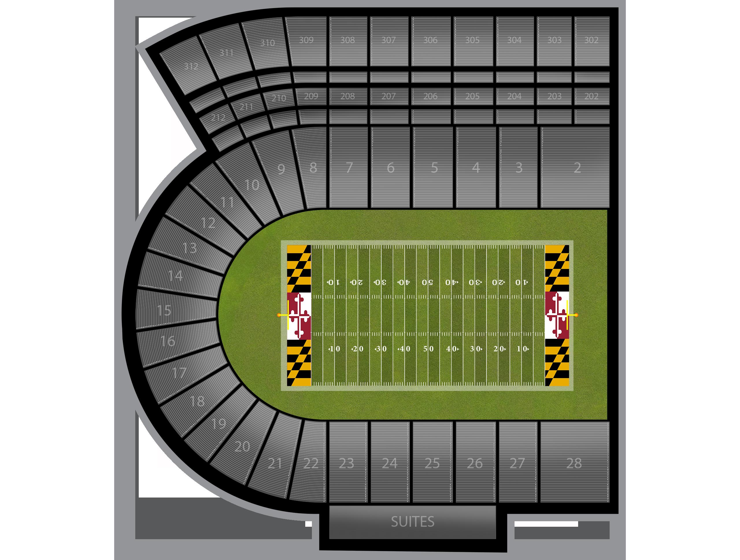 Maryland Stadium Tickets