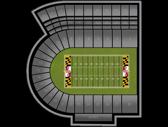 Minnesota Football At Maryland Football At Maryland Stadium Tickets