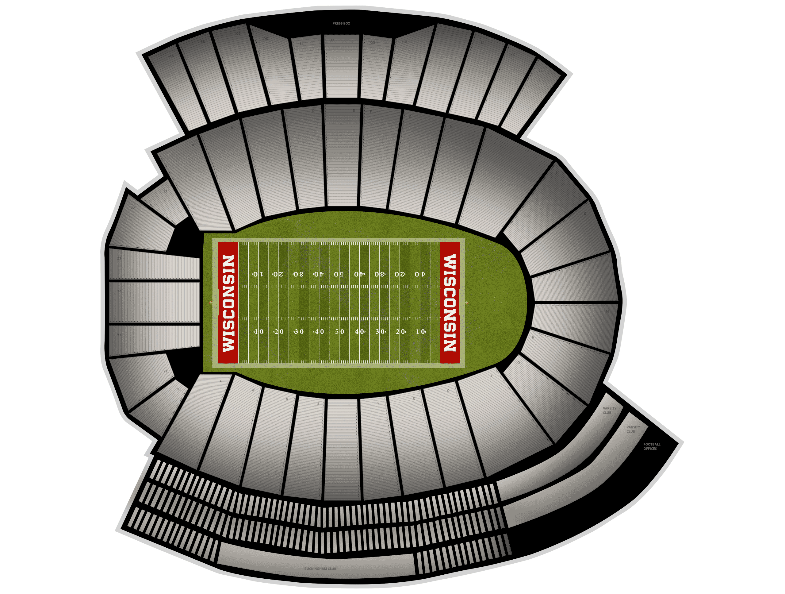 Camp Randall Stadium Tickets