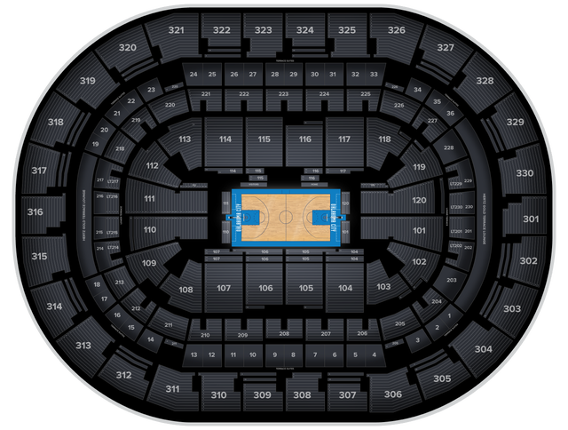 Minnesota Timberwolves At Oklahoma City Thunder At Chesapeake Energy