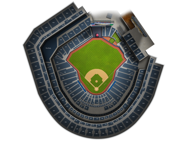 on citi field seating map