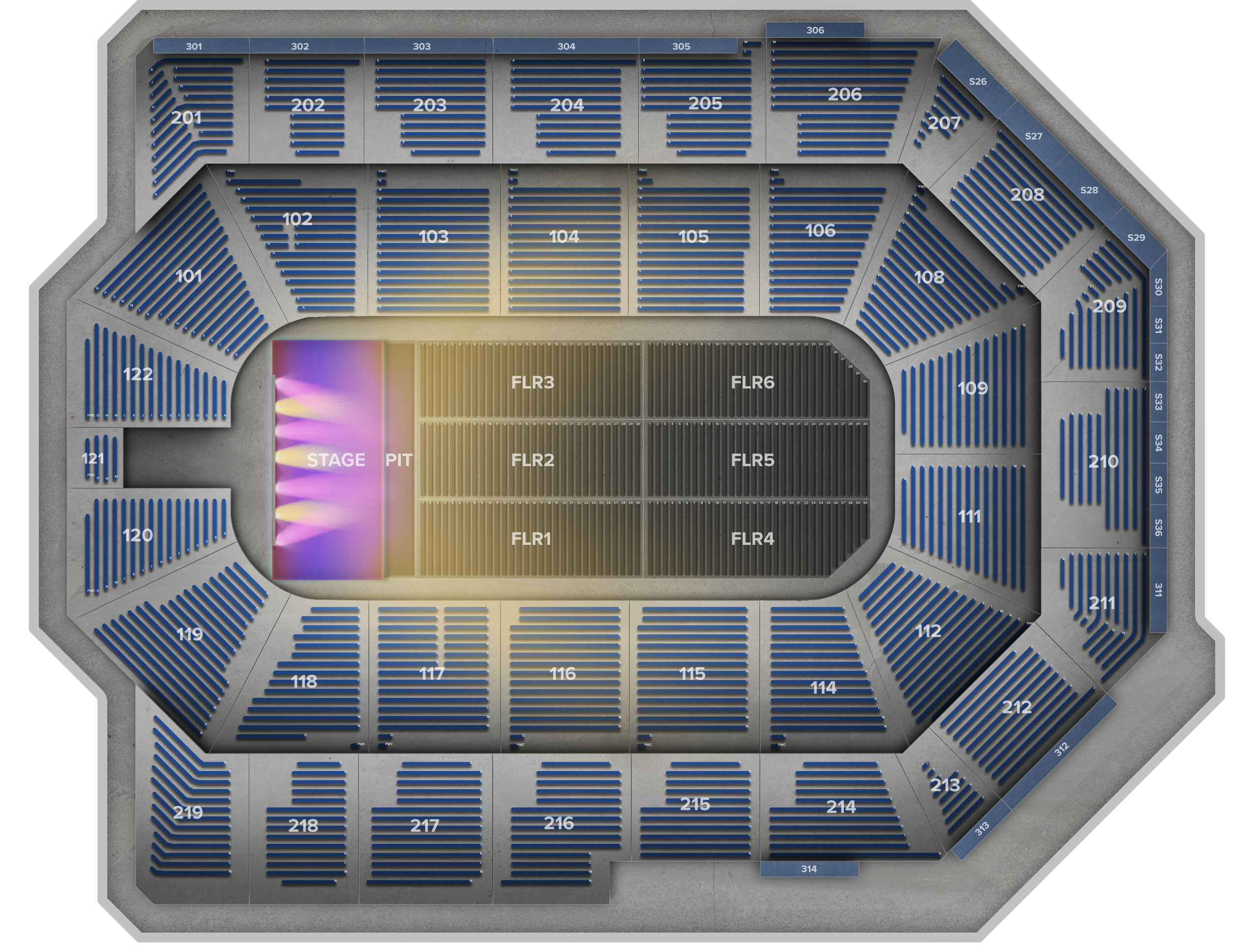 Citizens Business Bank Arena Tickets
