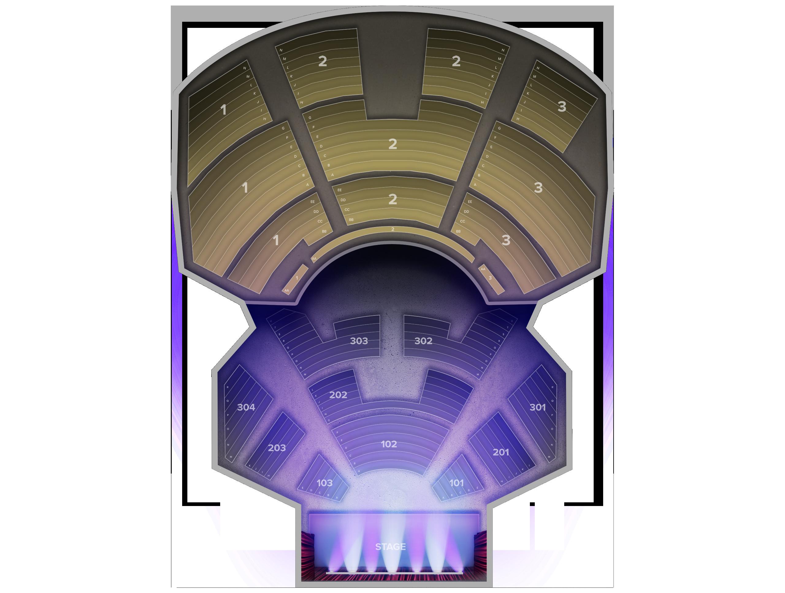 The Novo Tickets