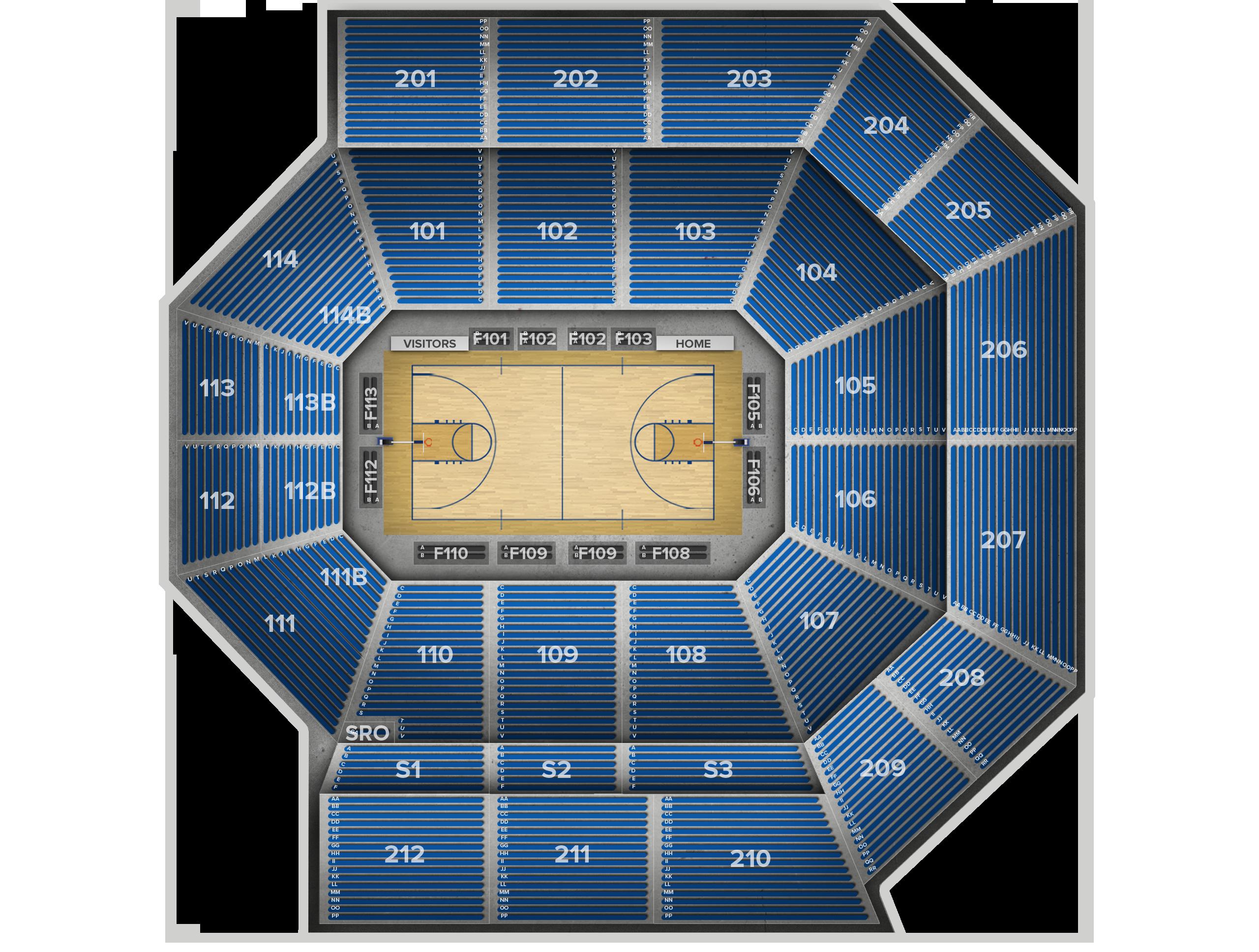 College Park Center Tickets