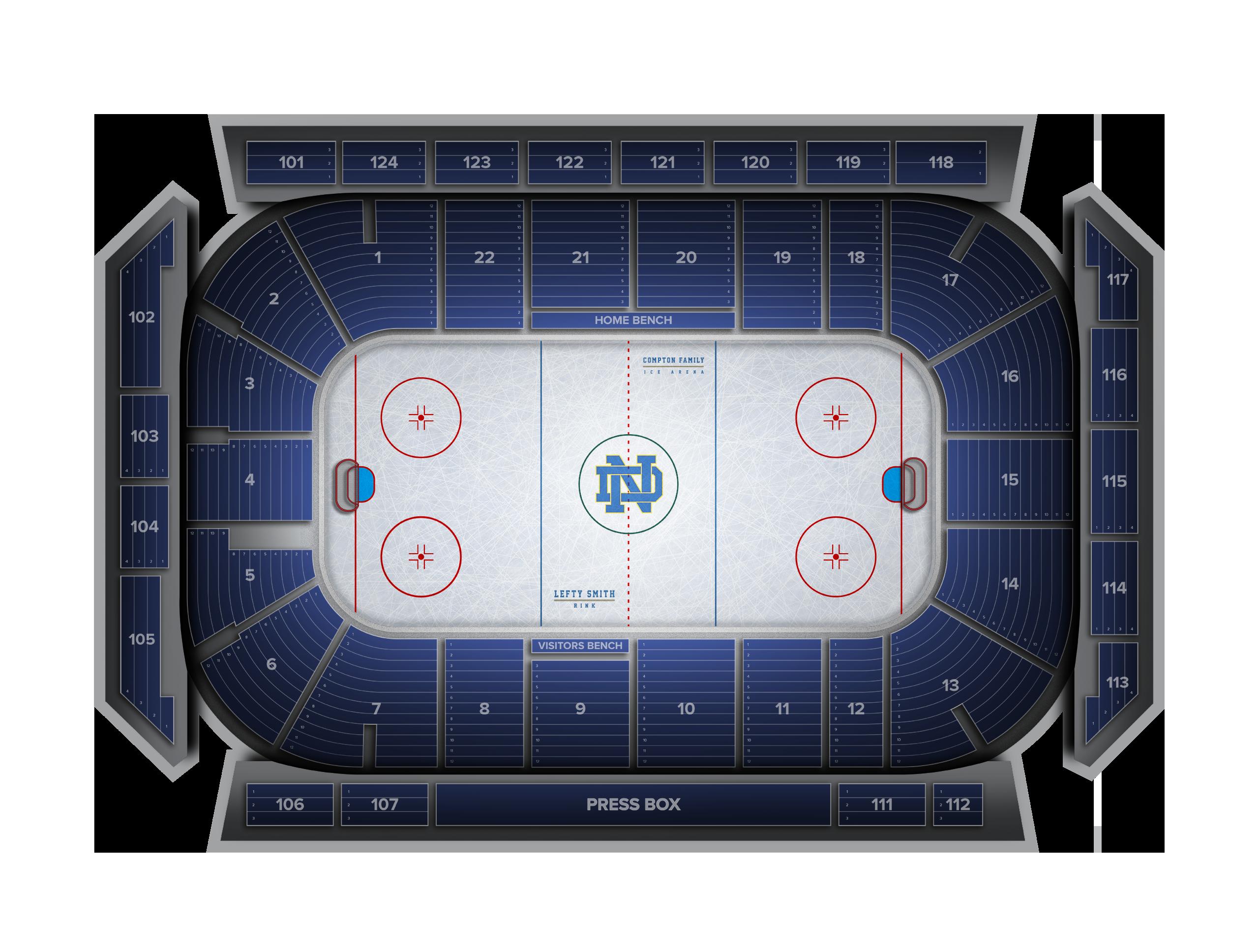 Compton Ice Arena Tickets