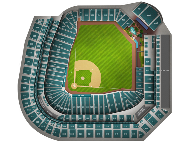 New York Mets At Colorado Rockies At Coors Field Tickets