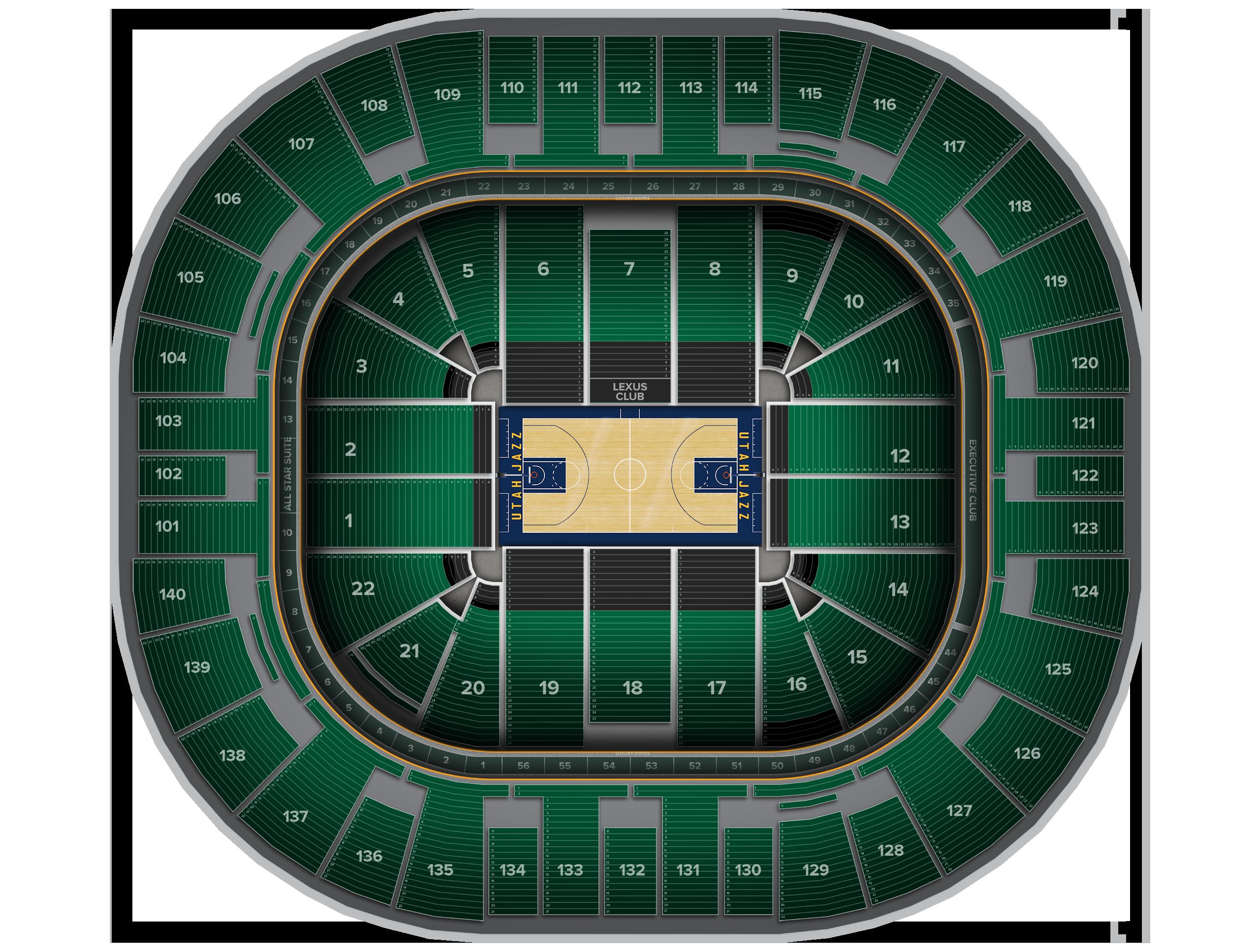 Vivint Smart Home Arena Tickets