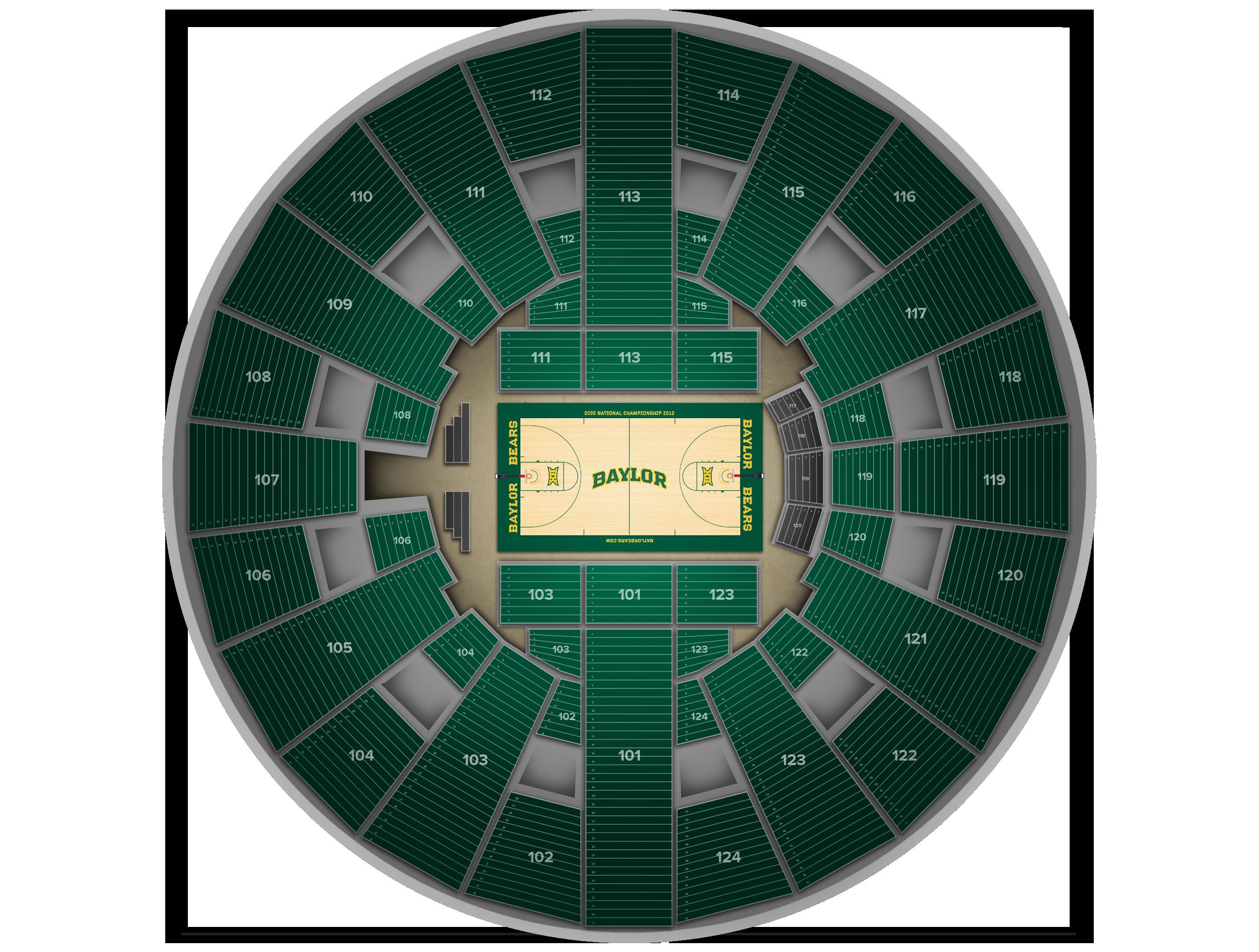 Ferrell Center Tickets