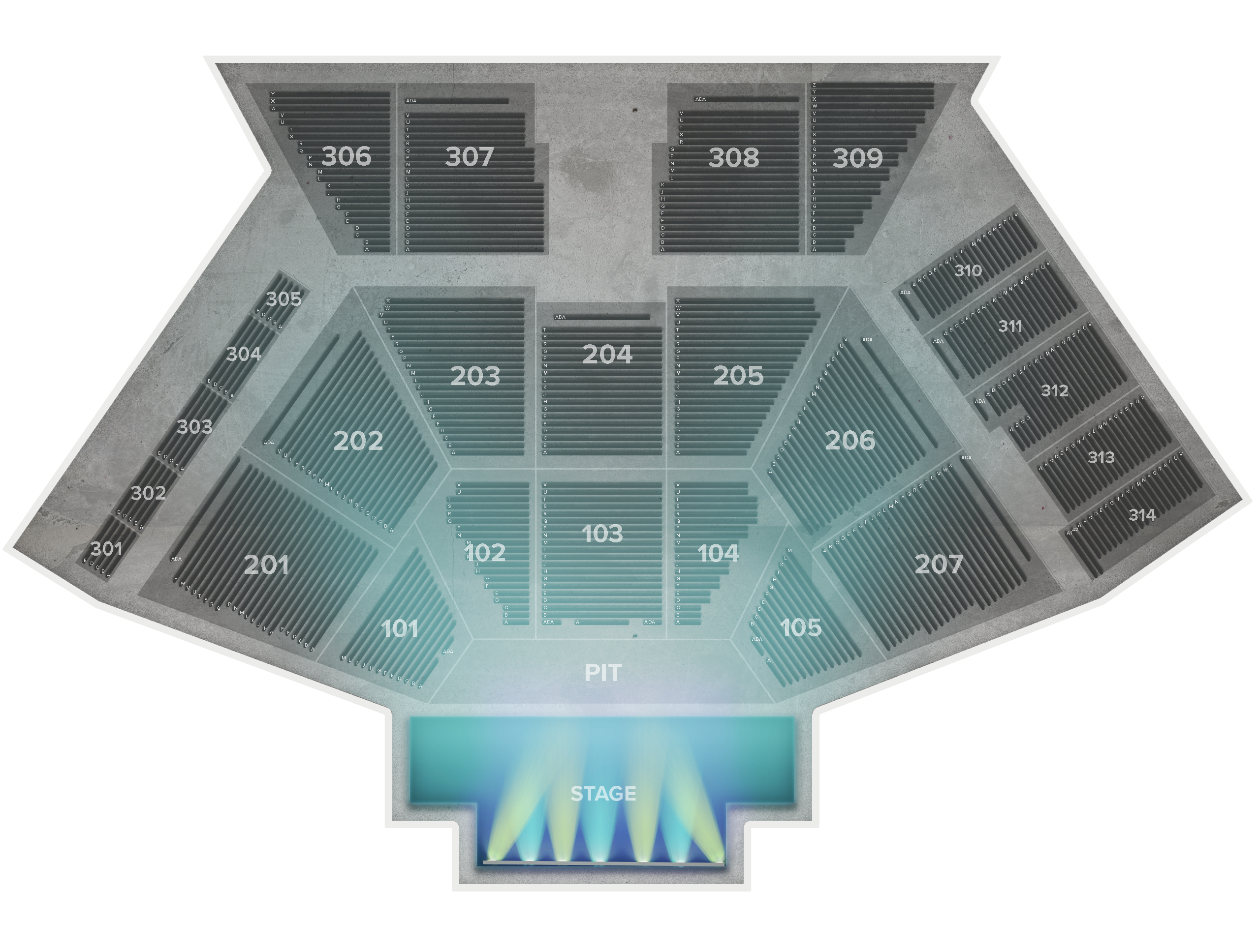 Huntington Bank Pavilion Tickets