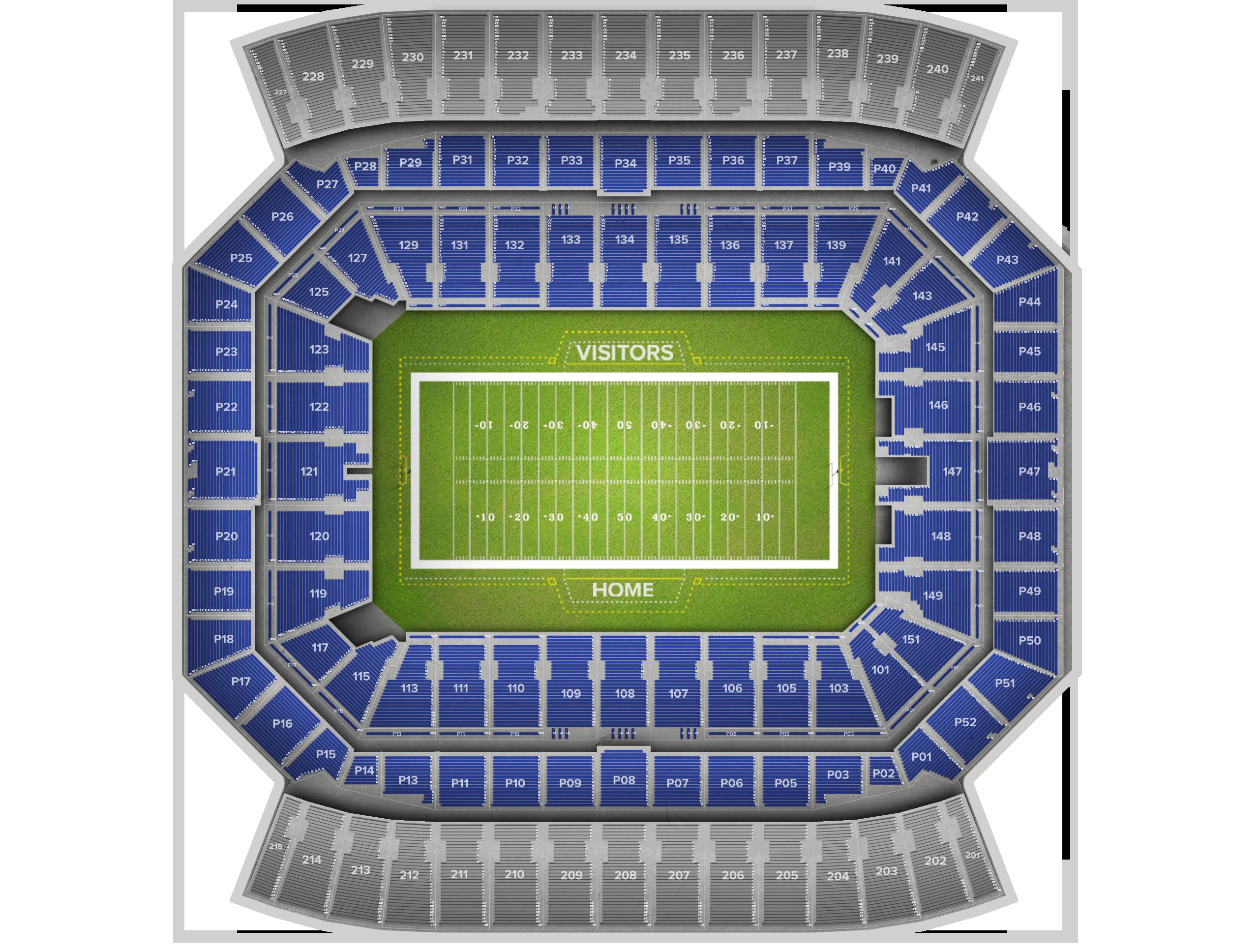 Camping World Stadium Tickets