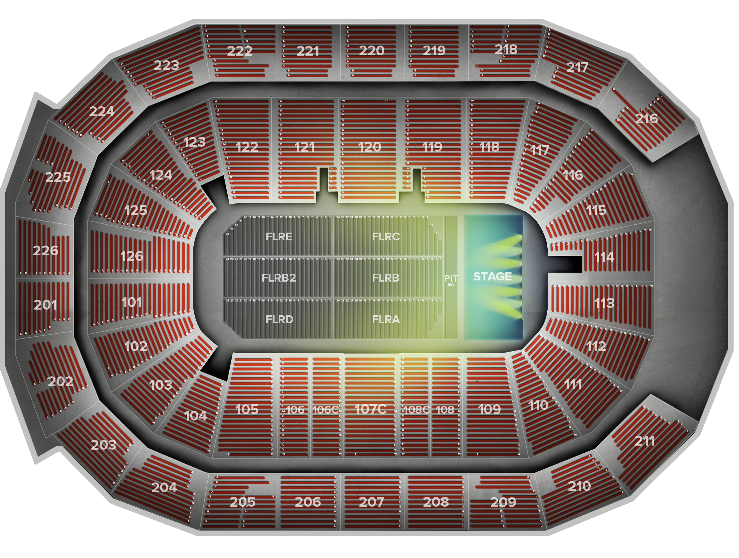 GIANT Center Tickets