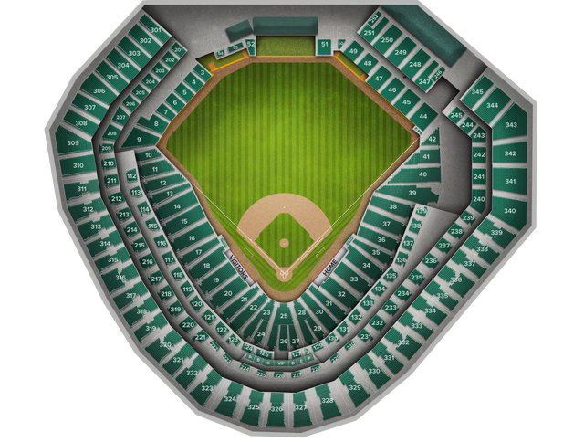 Map Of Texas Rangers Stadium.Oakland Athletics At Texas Rangers At Globe Life Park Tickets From