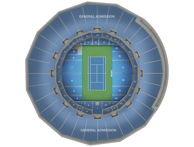 US Open Tennis Championship at Grandstand Stadium Tickets from $157 ...