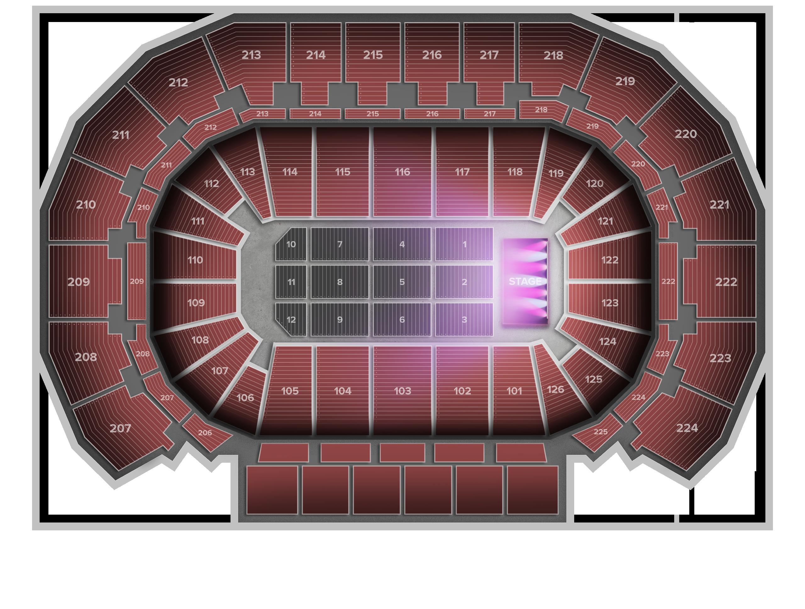 INTRUST Bank Arena Tickets