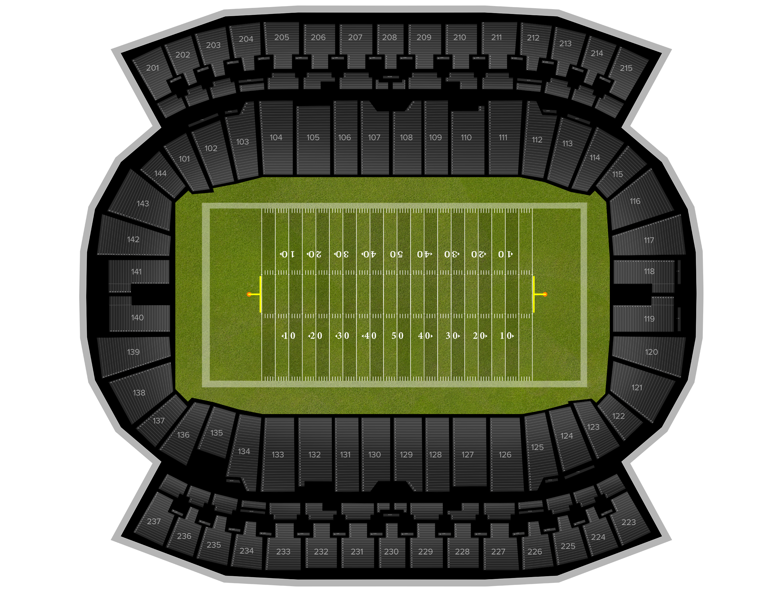 Investors Group Field Tickets