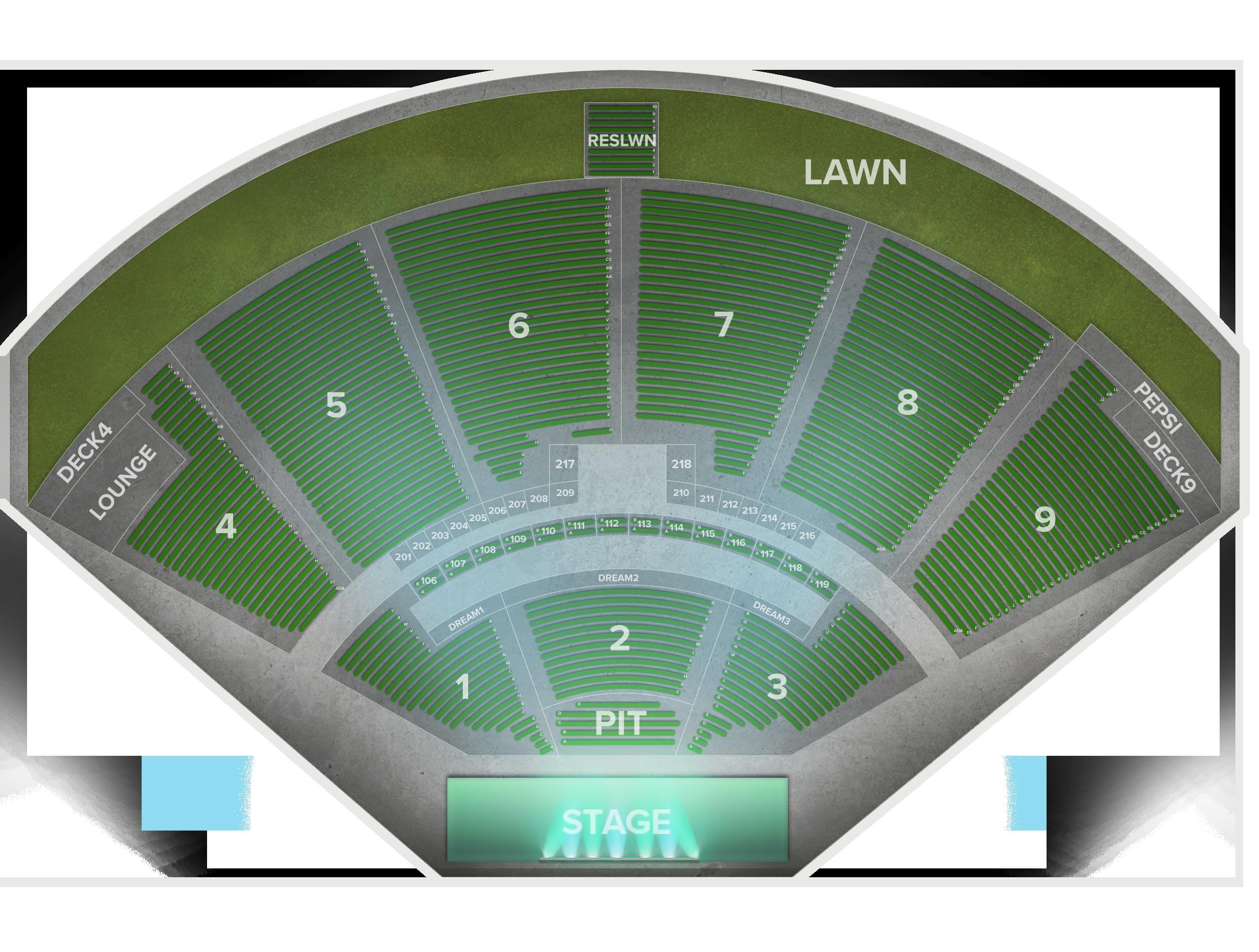 KeyBank Pavilion Tickets