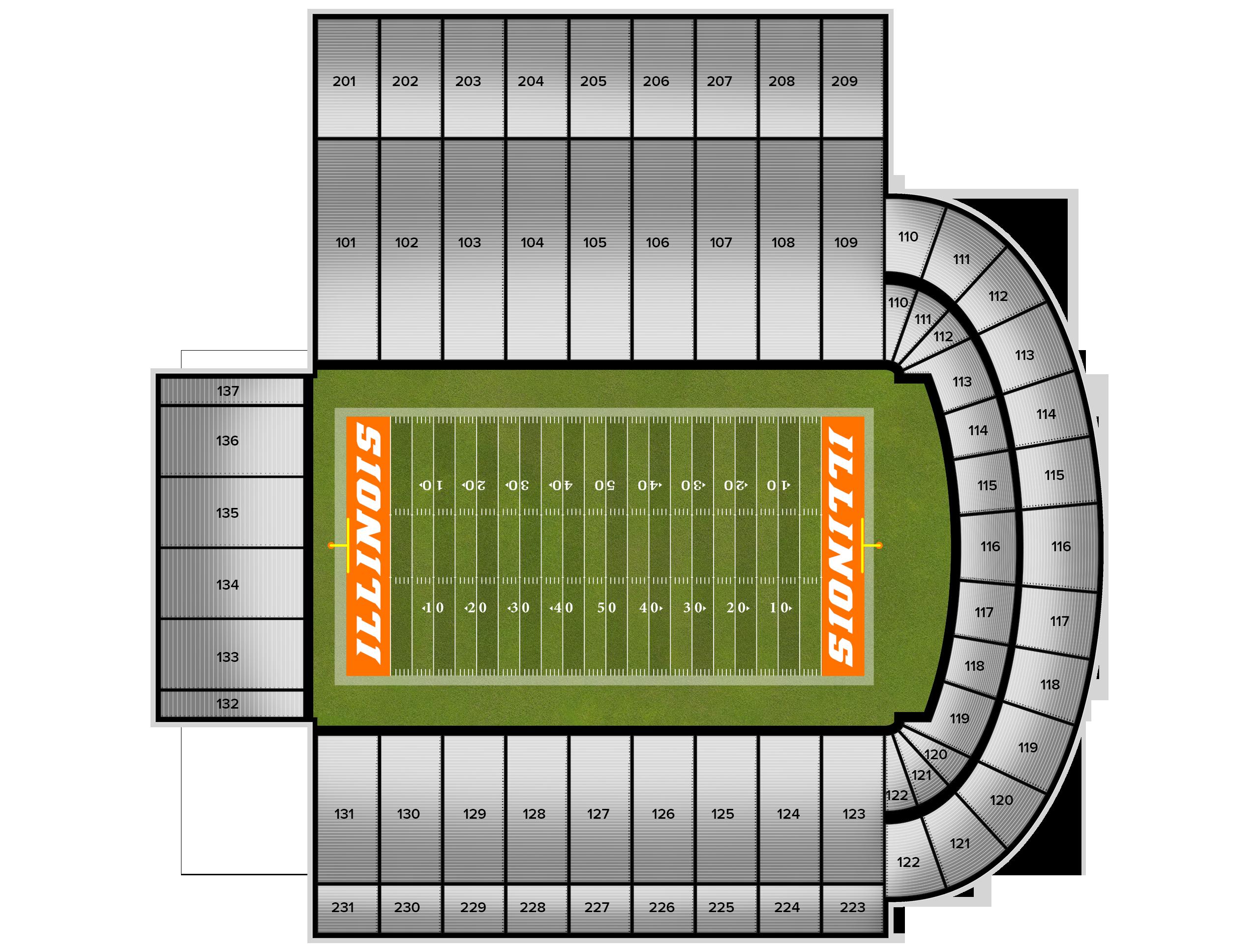 Memorial Stadium Tickets