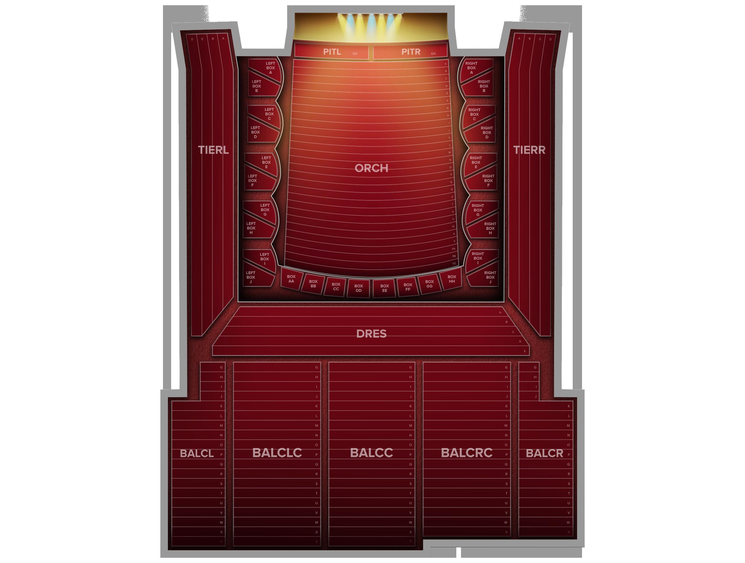 Modell Performing Arts Center Tickets