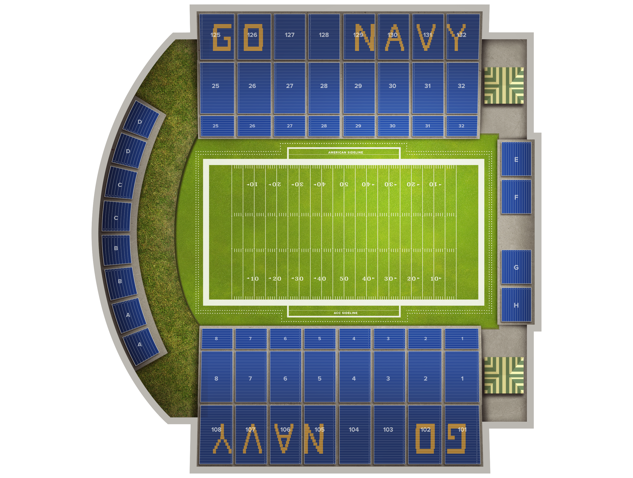 Navy Memorial Stadium Tickets