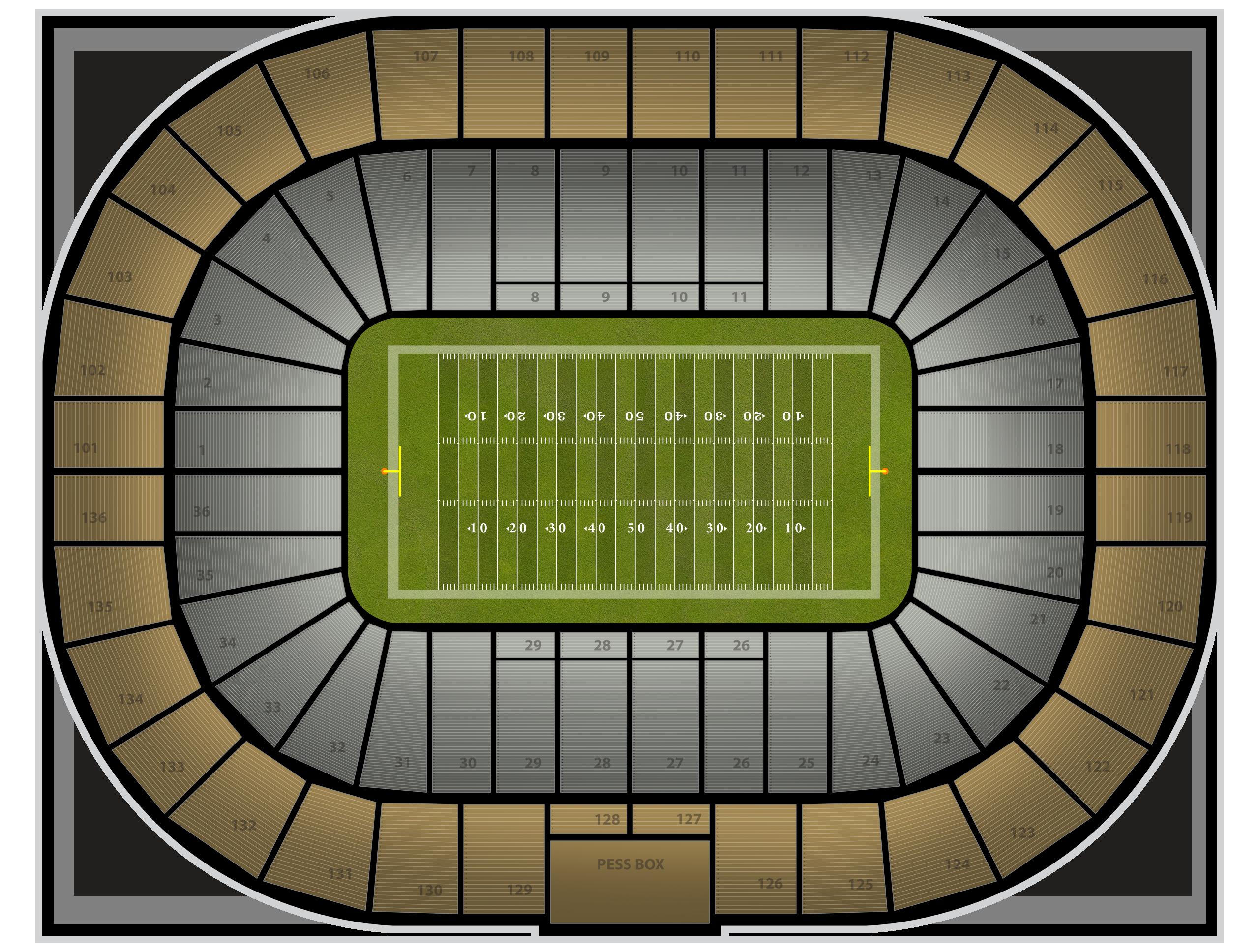 Notre Dame Stadium Tickets