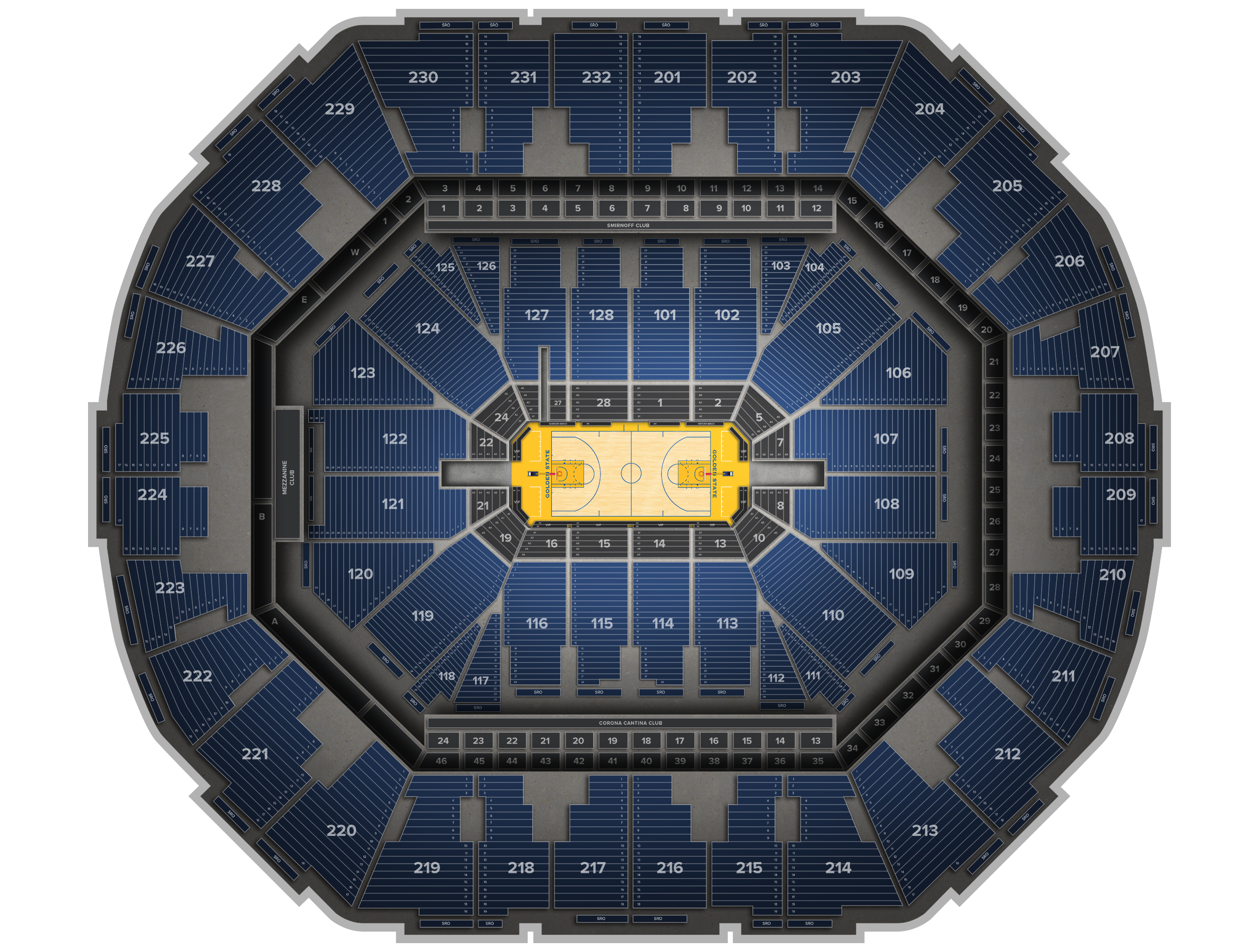 Oracle Arena Tickets