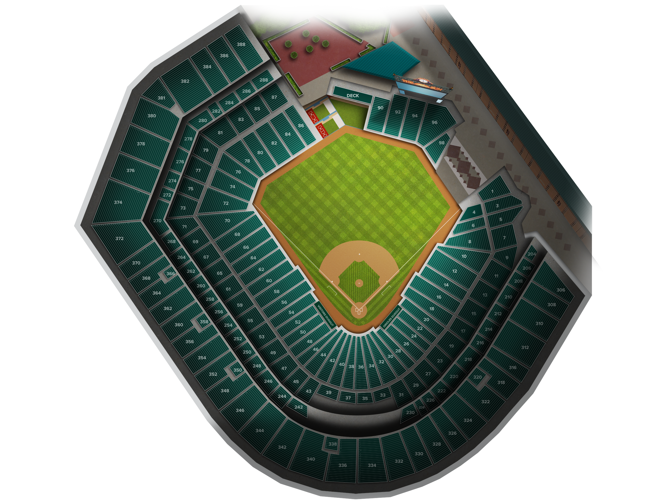 Oriole Park at Camden Yards Tickets