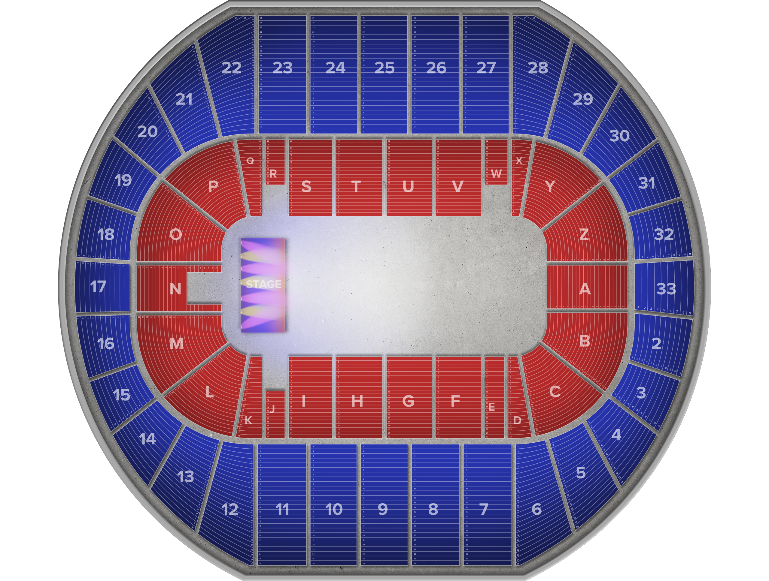 Pacific Coliseum Tickets