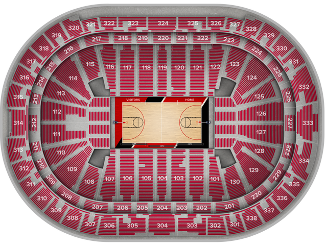 Wisconsin Basketball At Nc State Basketball At Pnc Arena Tickets