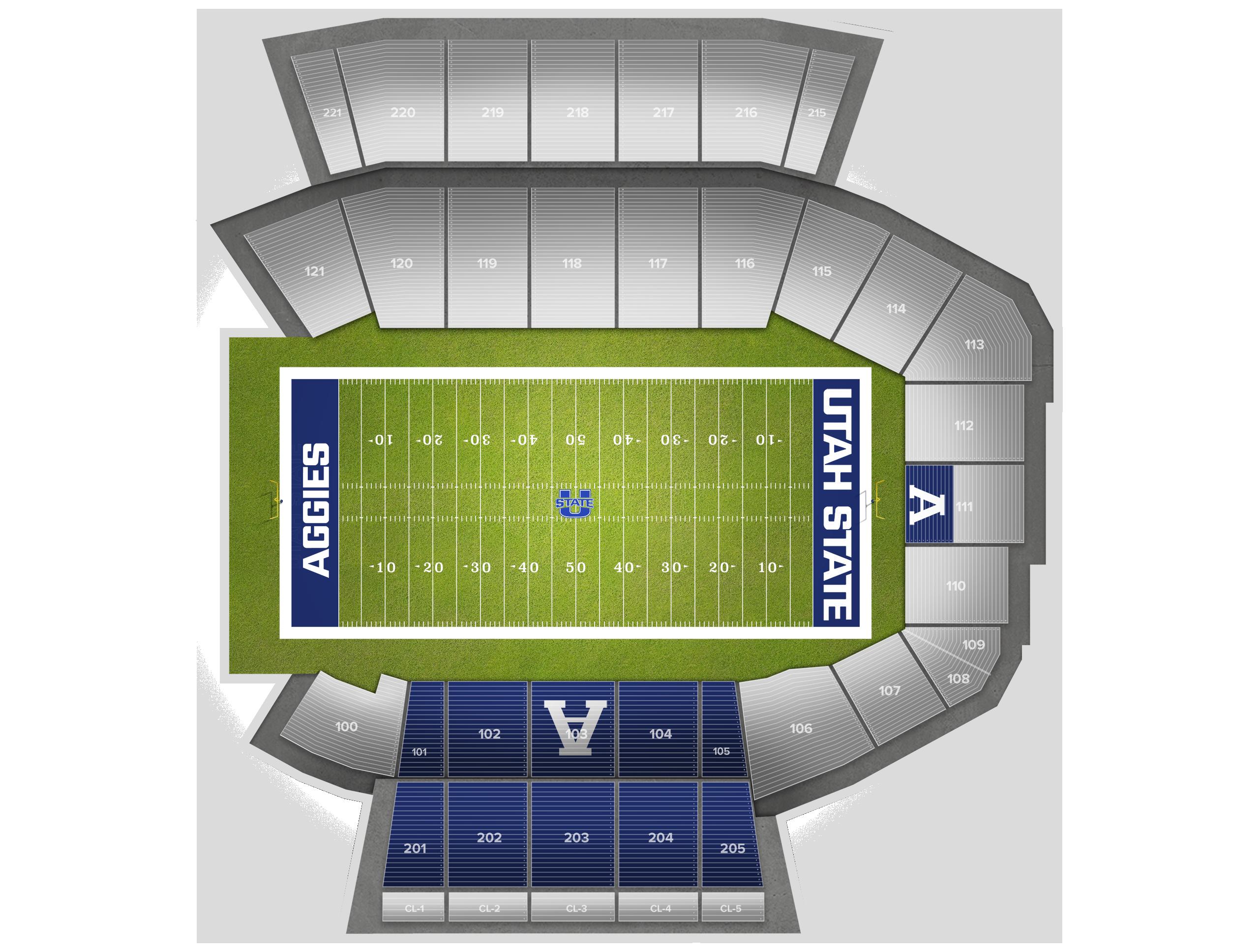 Maverik Stadium Tickets