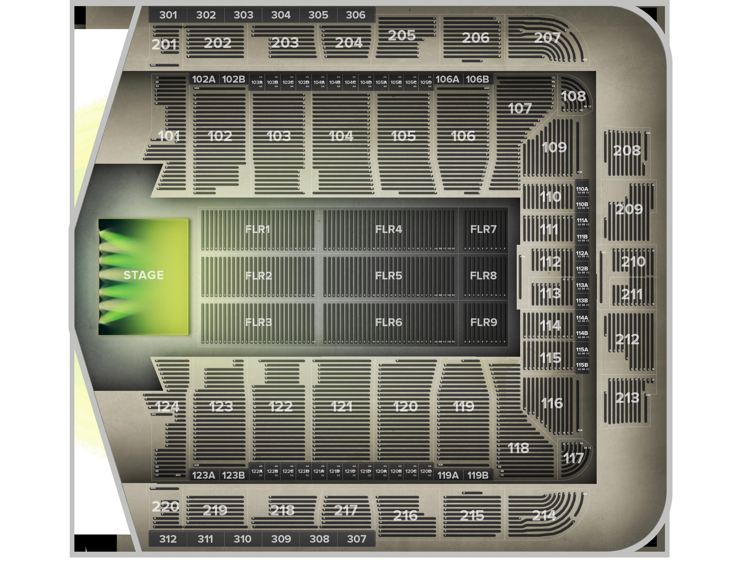 Royal Farms Arena Tickets