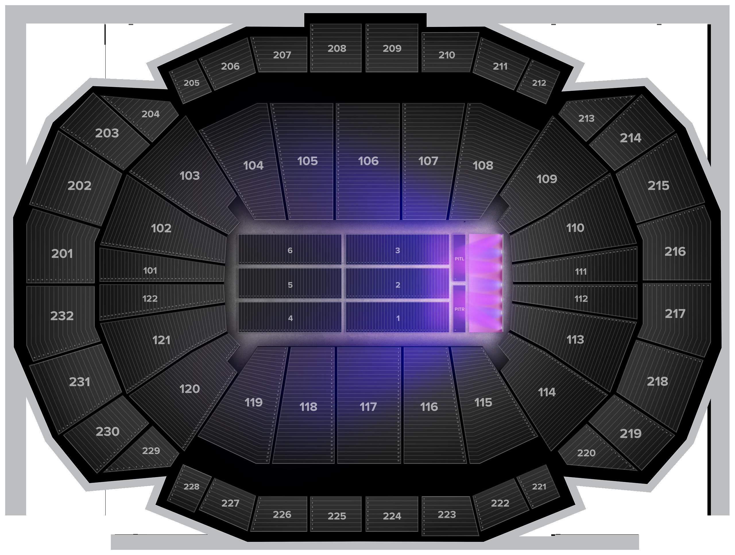 Sprint Center Tickets