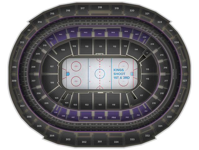 Dallas Stars at Los Angeles Kings at STAPLES Center Tickets from $29 on