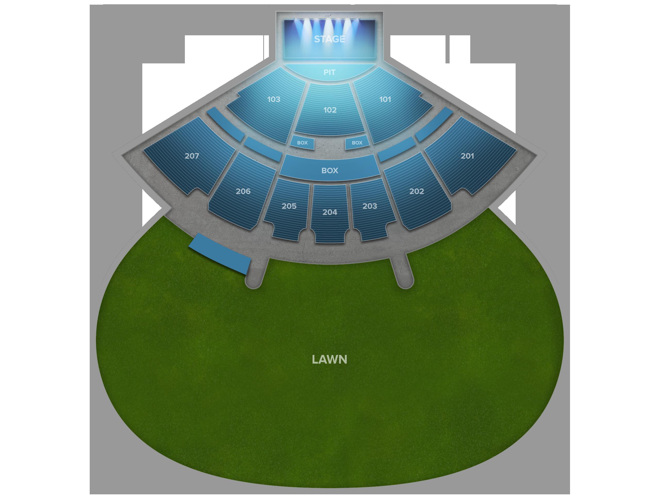 Sunlight Supply Amphitheater Tickets