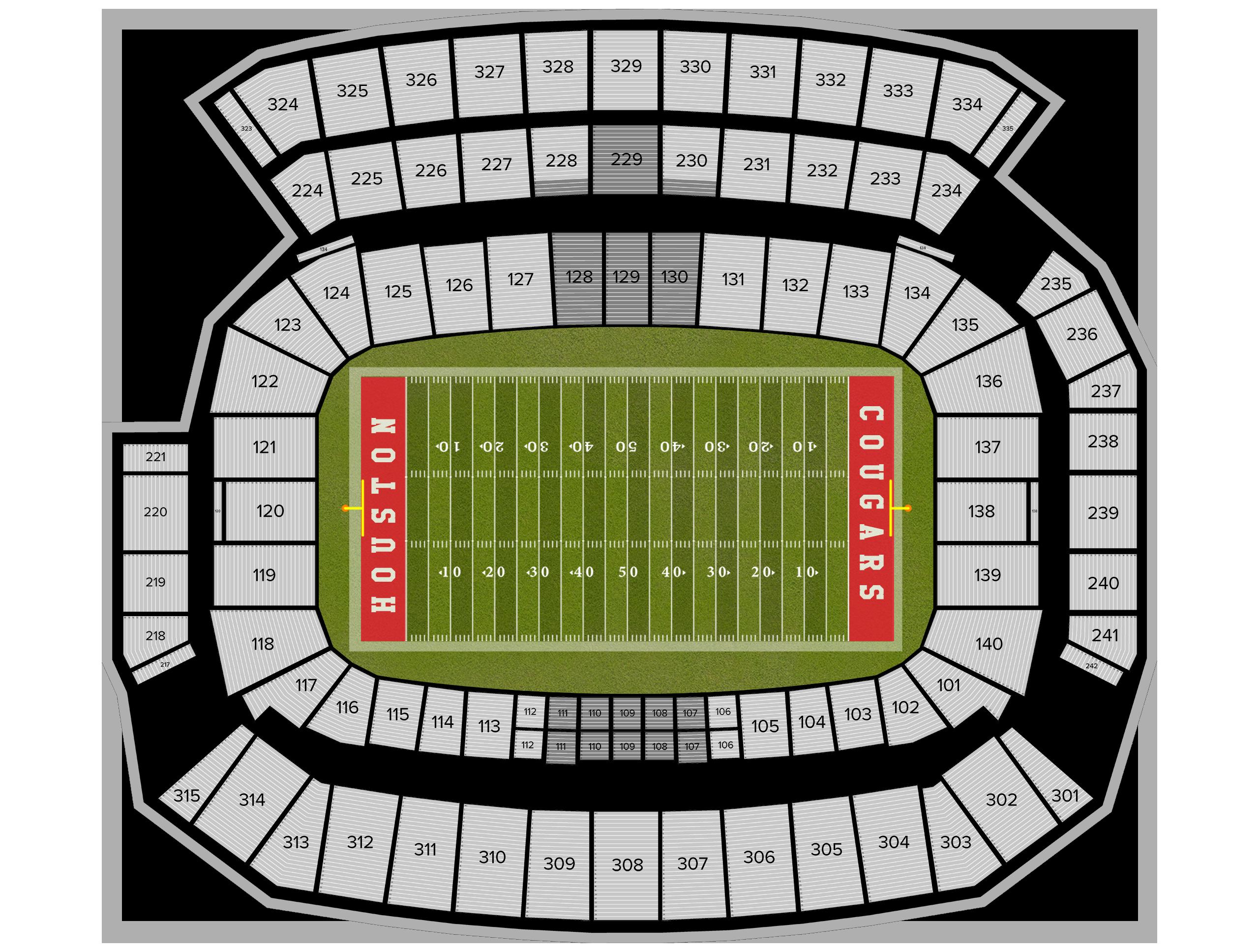 TDECU Stadium Tickets