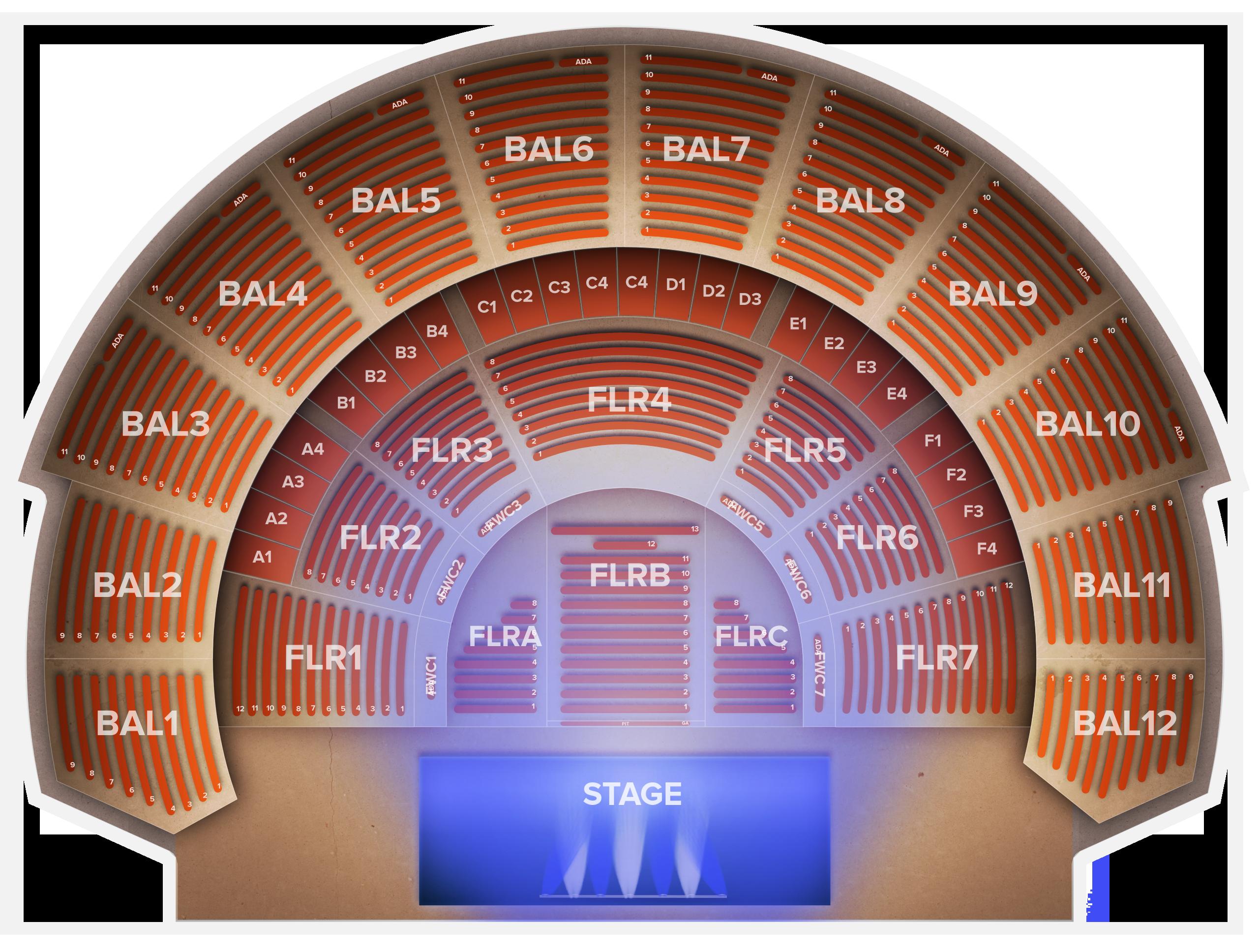 The Masonic Tickets