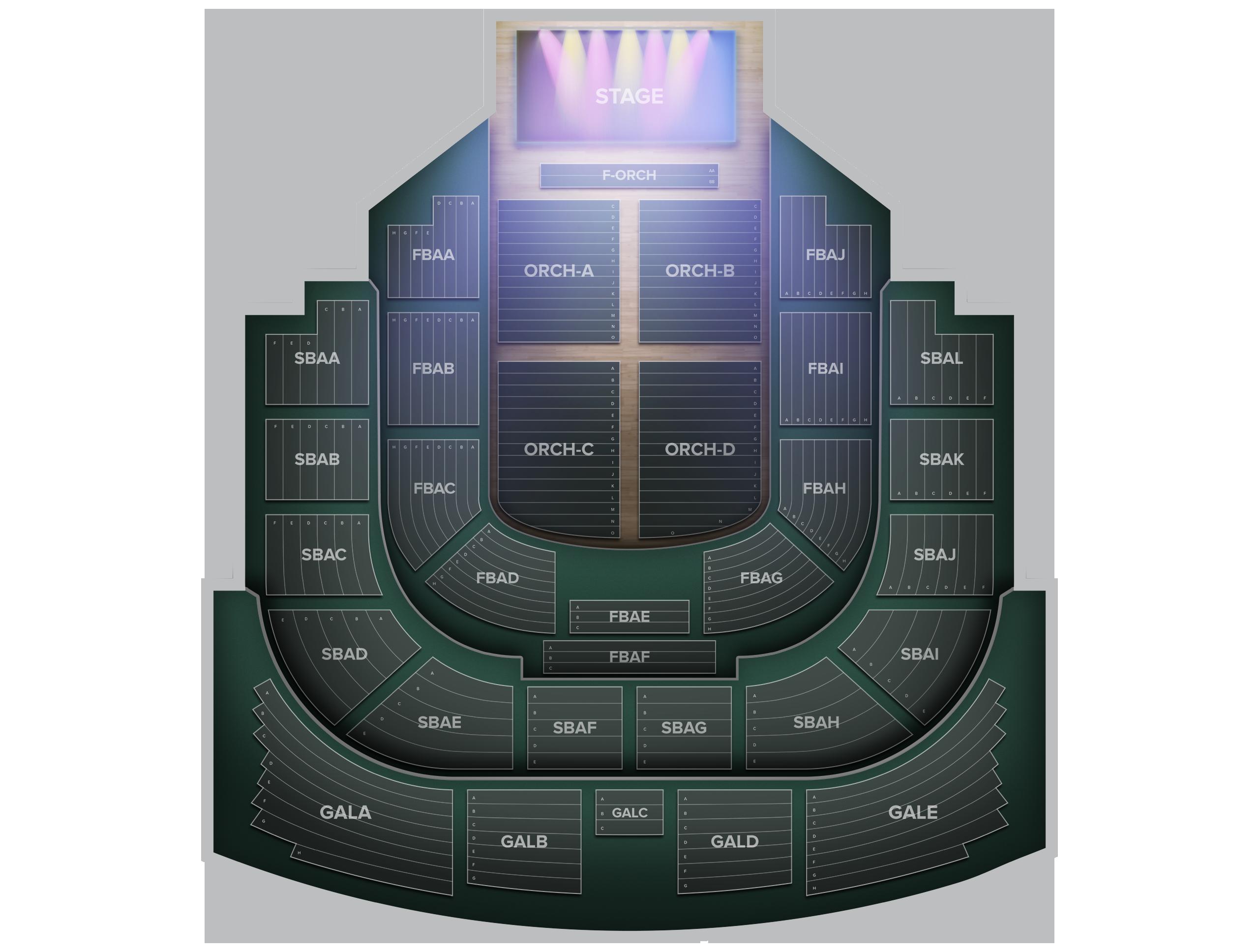 Township Auditorium Tickets