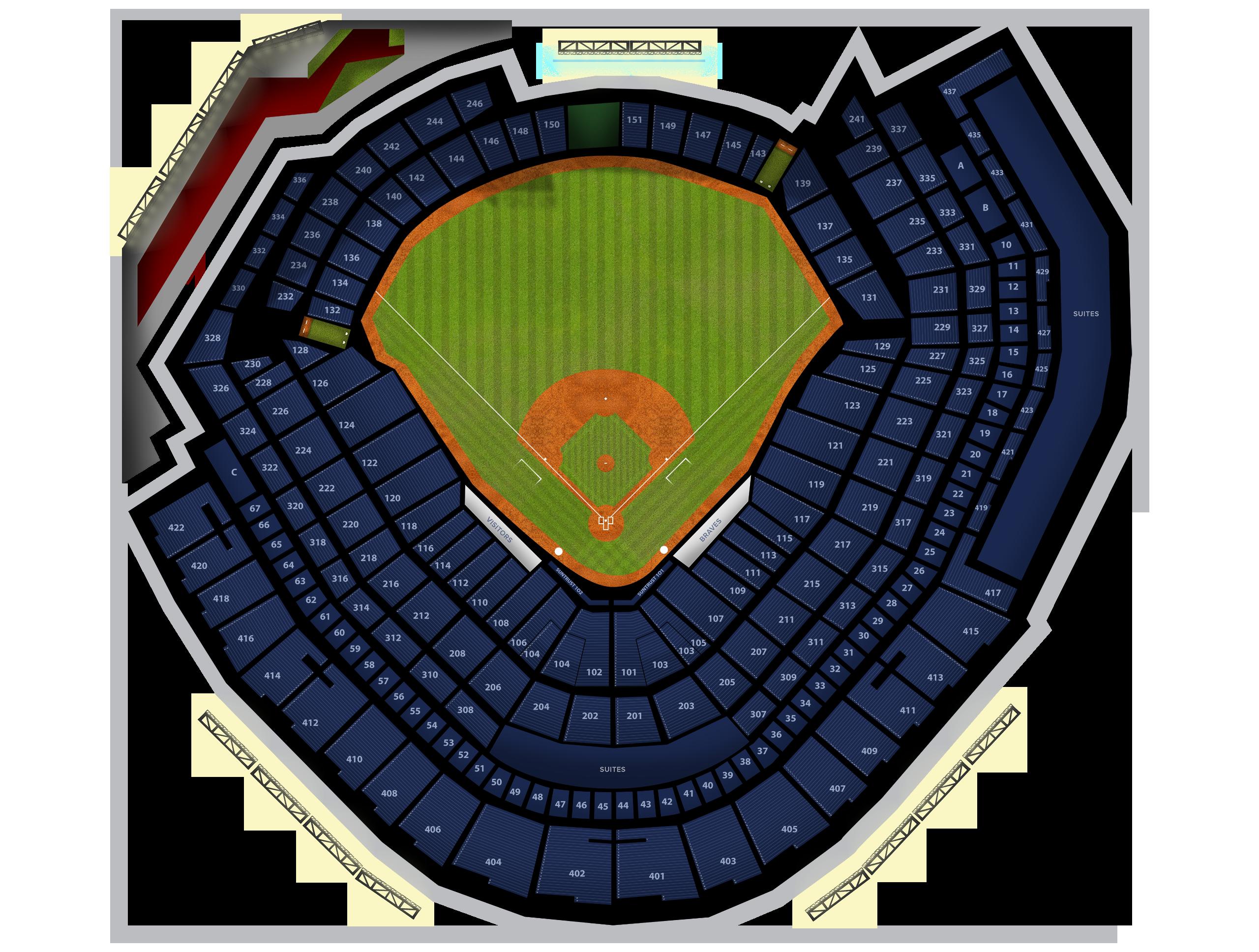Georgia State Stadium Tickets